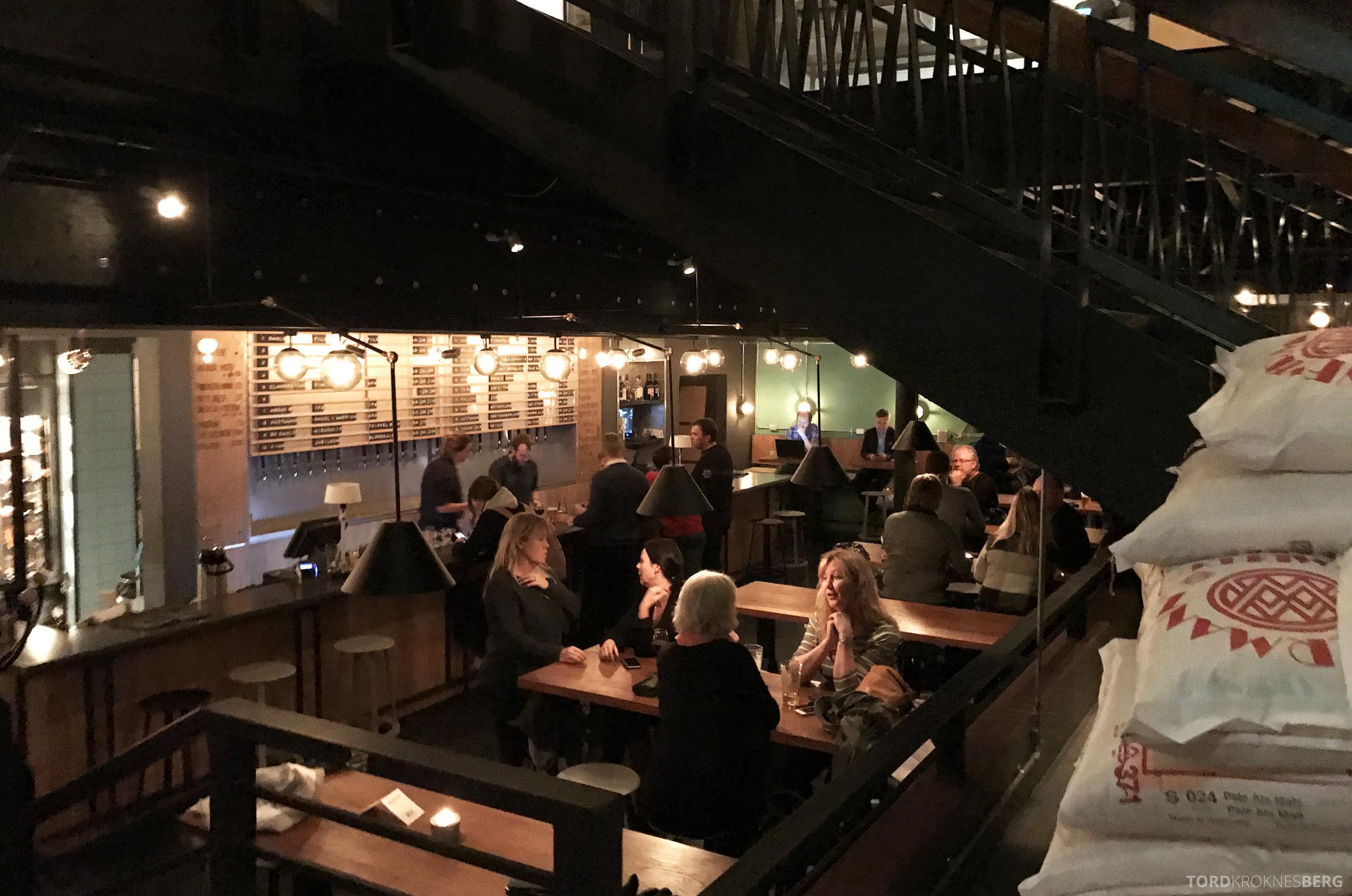 Restaurant Frati Trondheim kjeller
