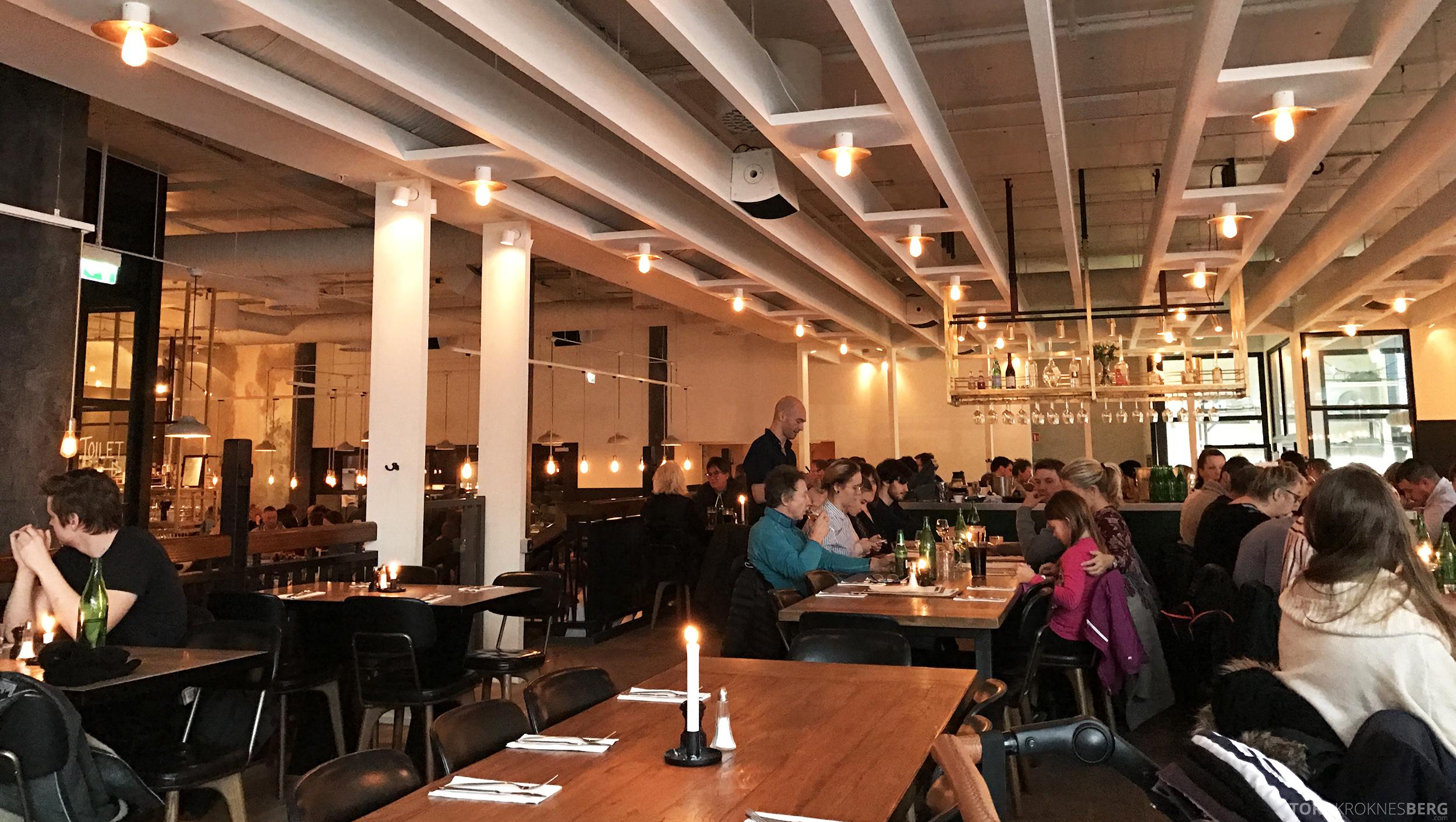 Restaurant Frati Trondheim lokale