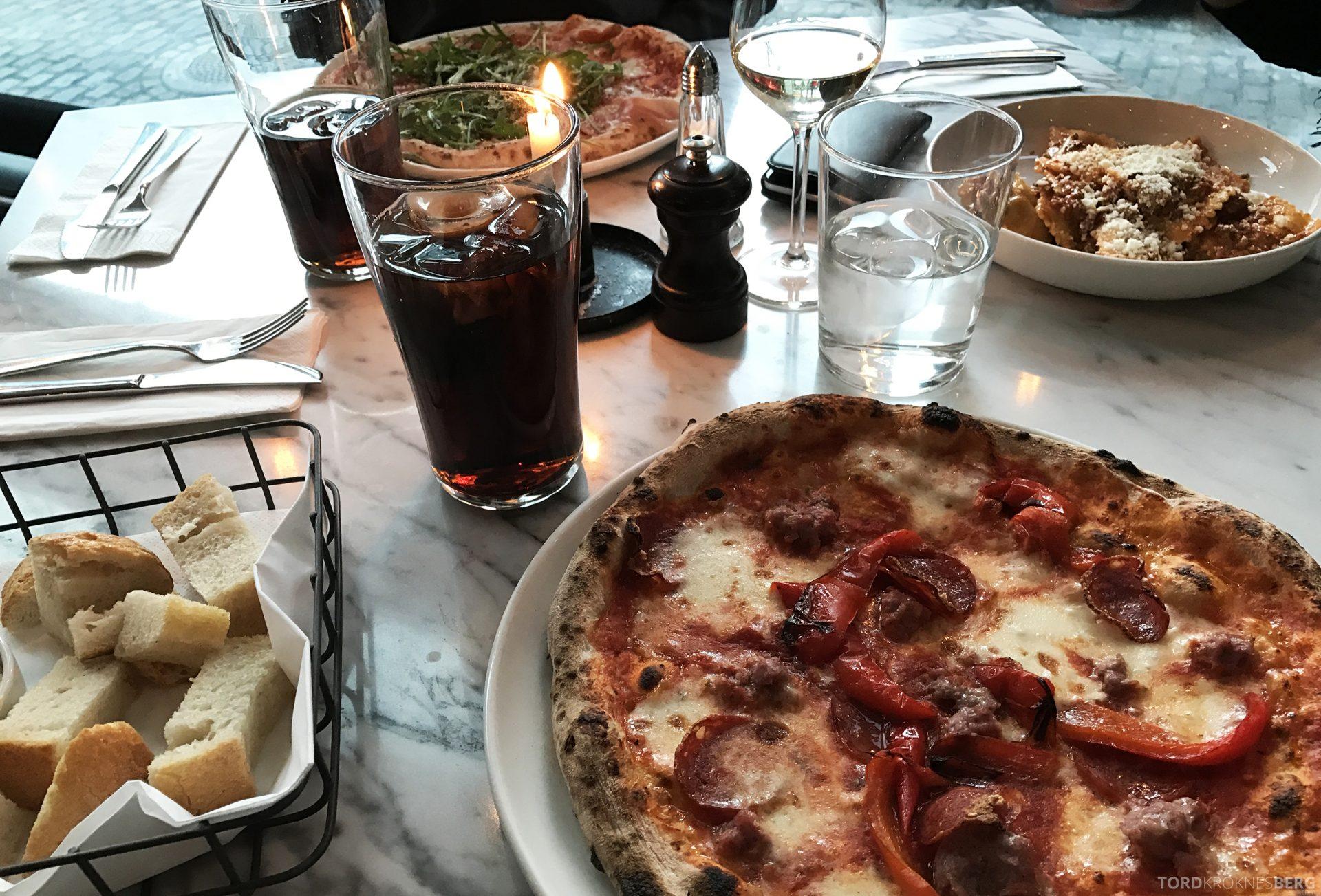Restaurant Frati Trondheim mat