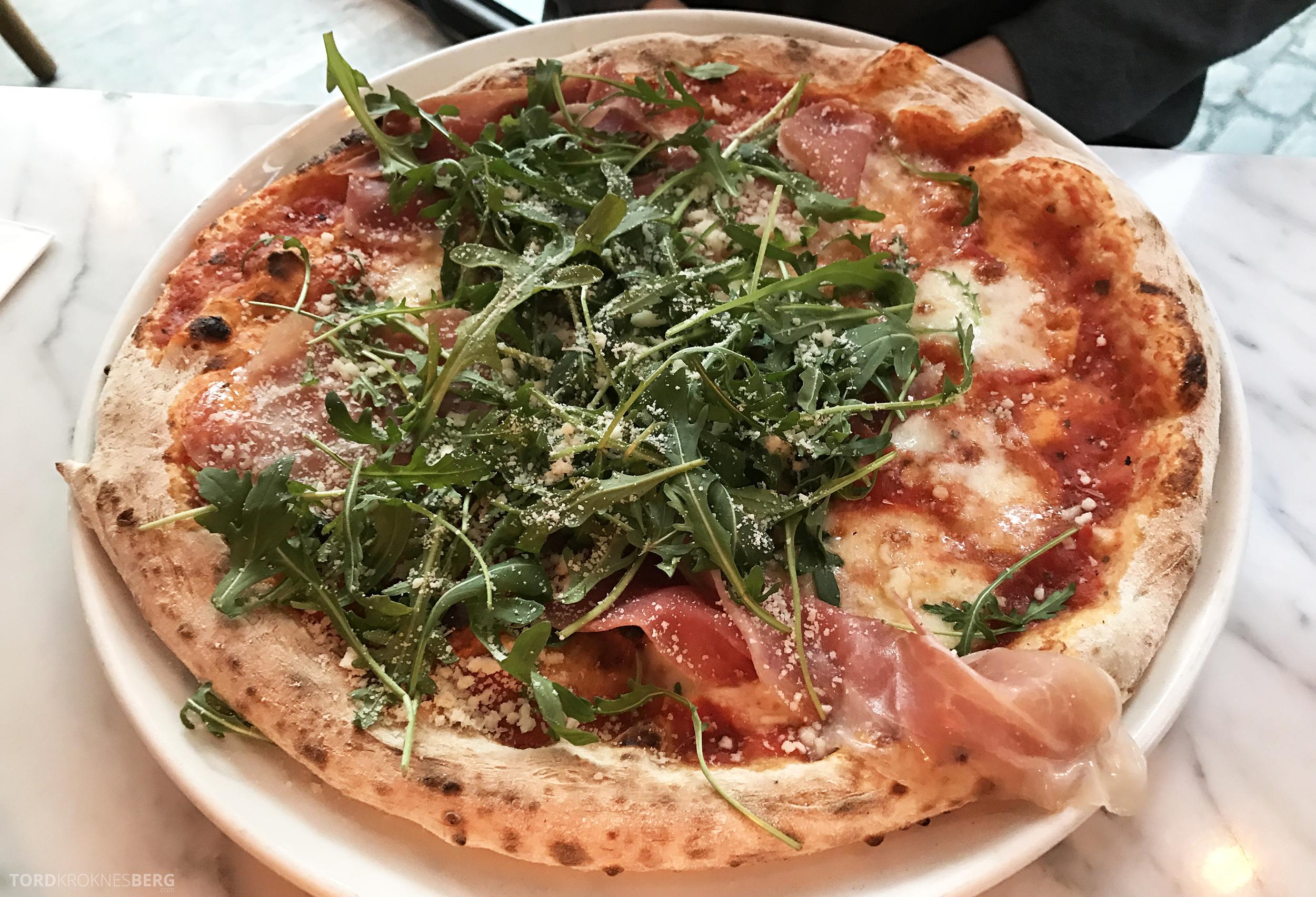 Restaurant Frati Trondheim parma pizza