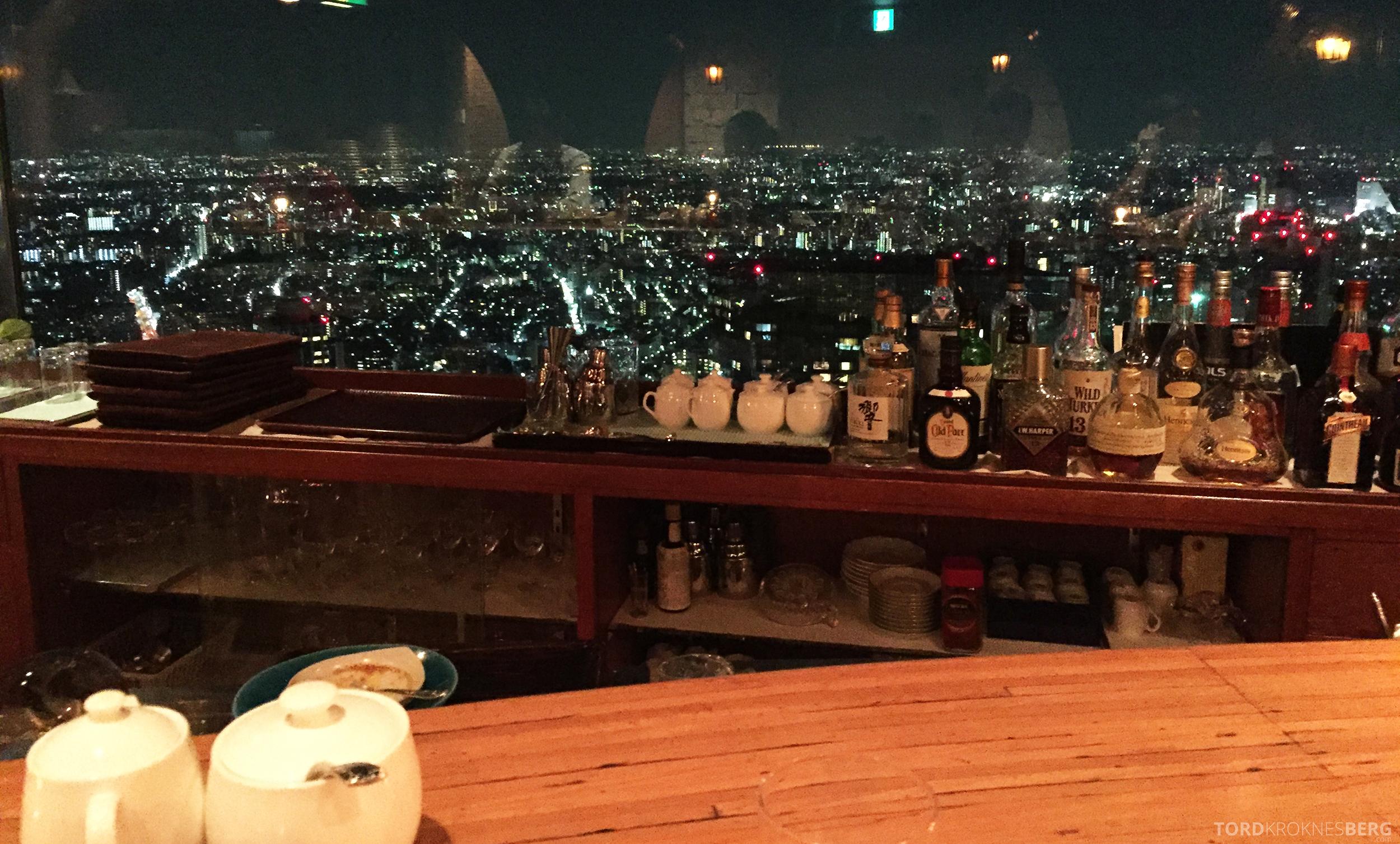 Restaurant Shinjuku Kobe Tokyo bar