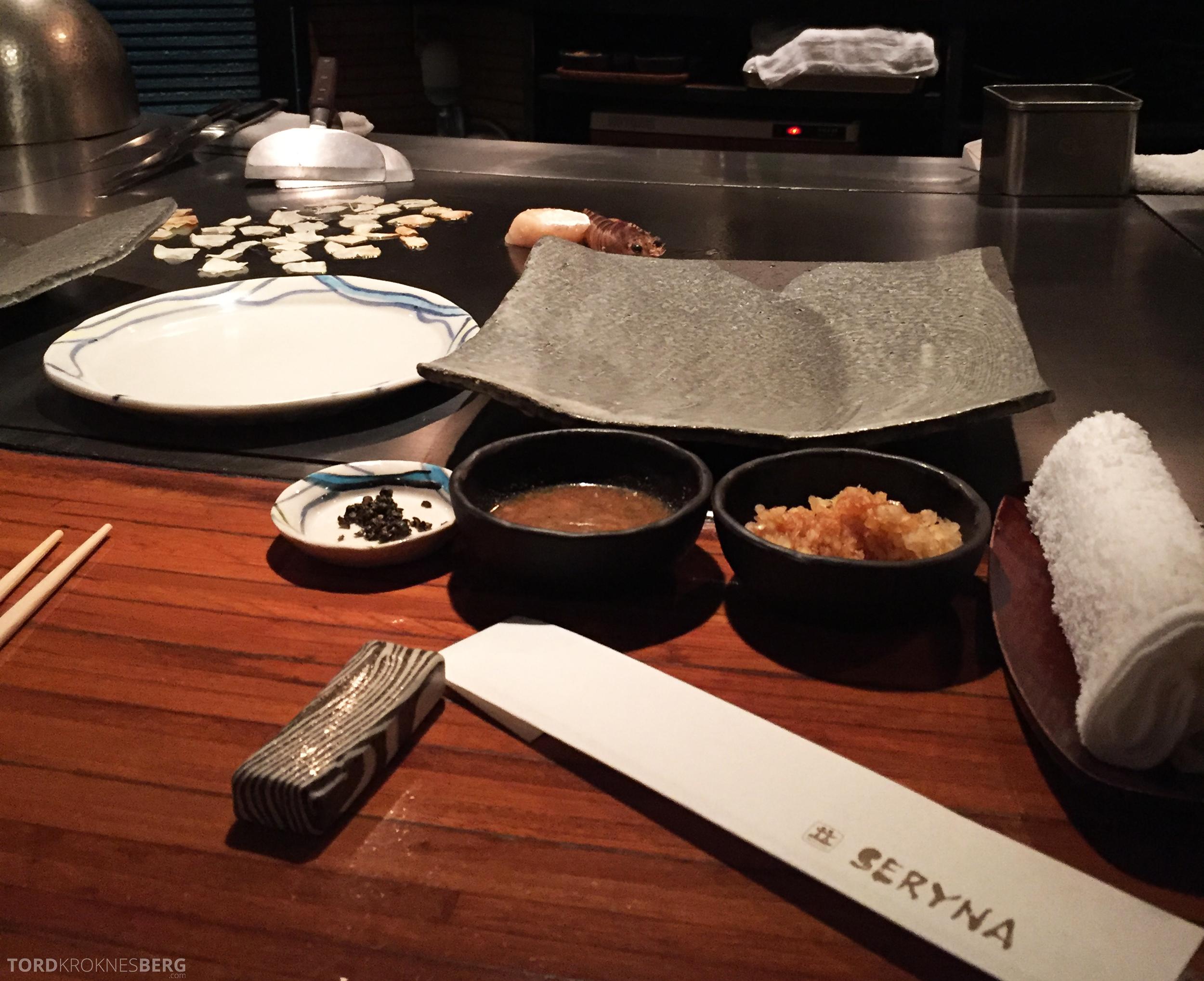 Restaurant Shinjuku Kobe Tokyo forrett