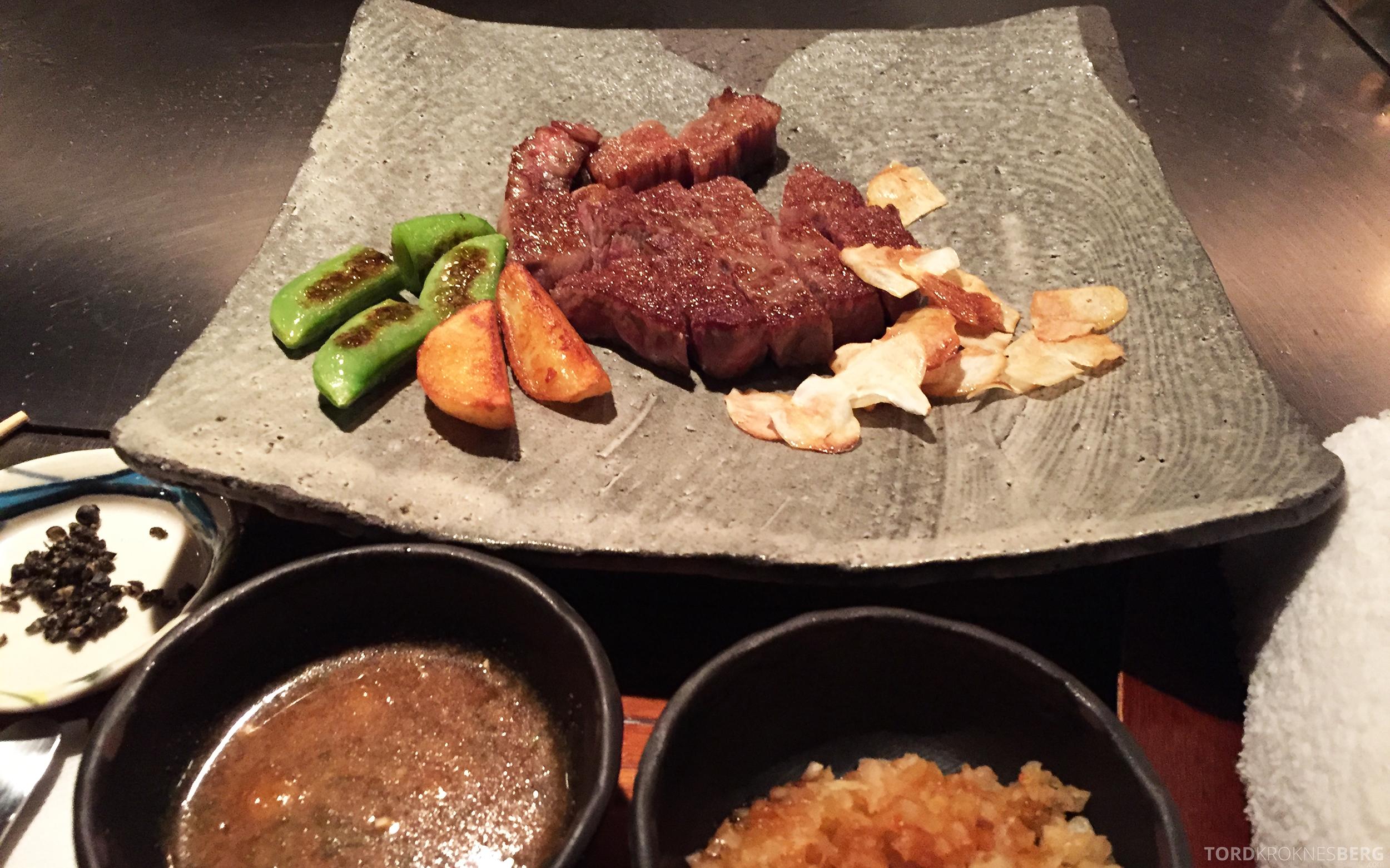 Restaurant Shinjuku Kobe Tokyo kobe-biff