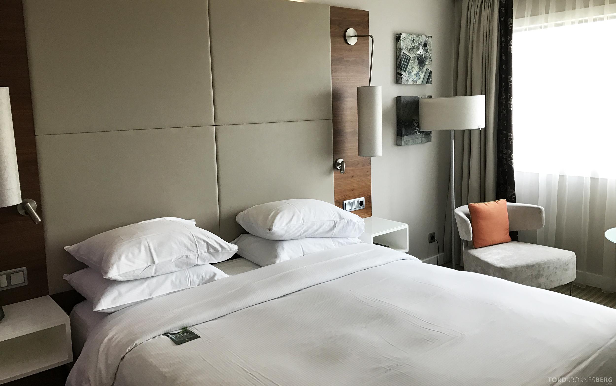 Hilton Barcelona seng