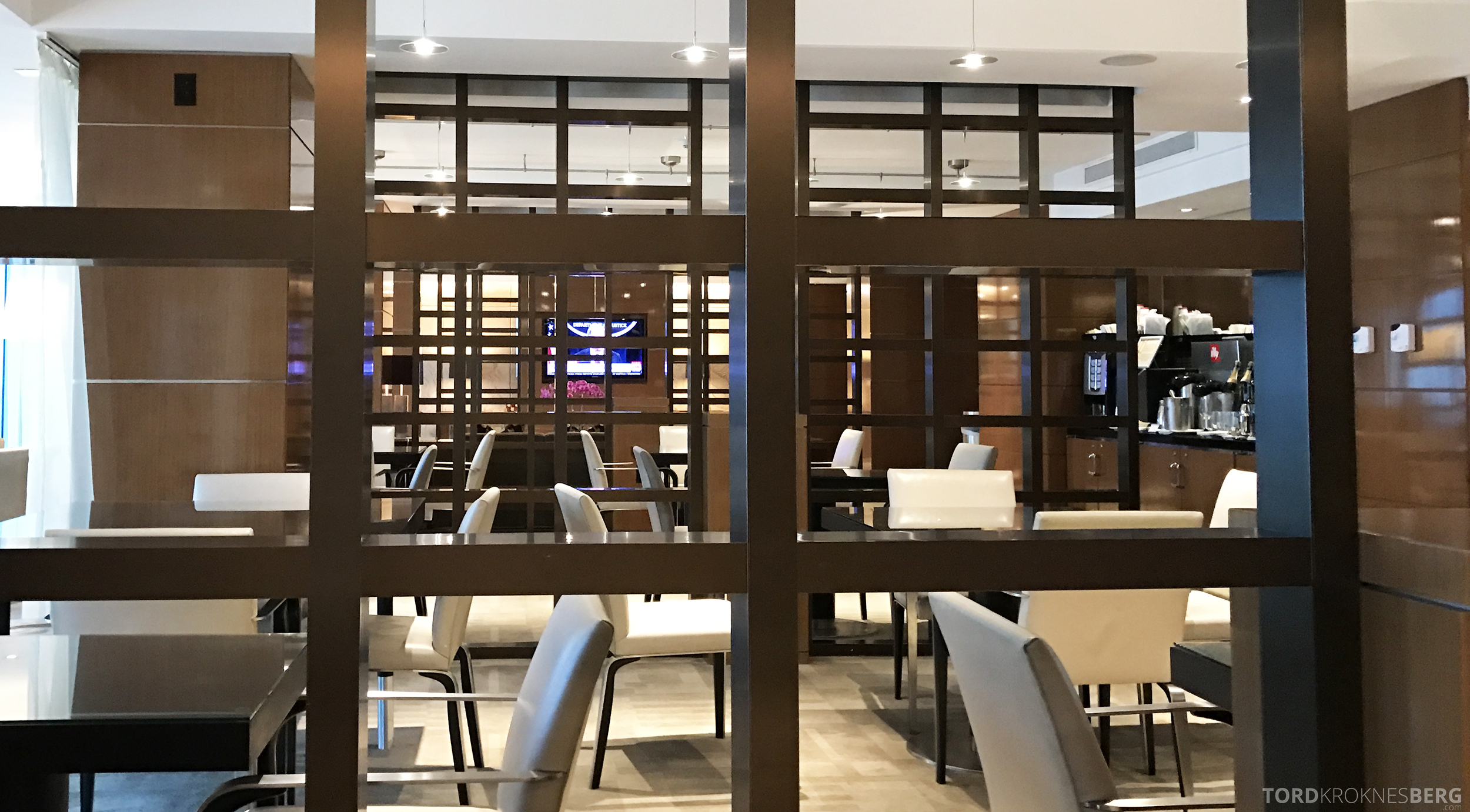 JW Marriott Marquis Miami Executive Lounge omgivelser