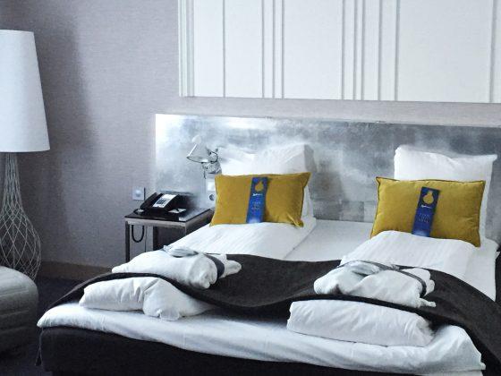 Radisson Blu Oslo Airport Hotel Junior Suite