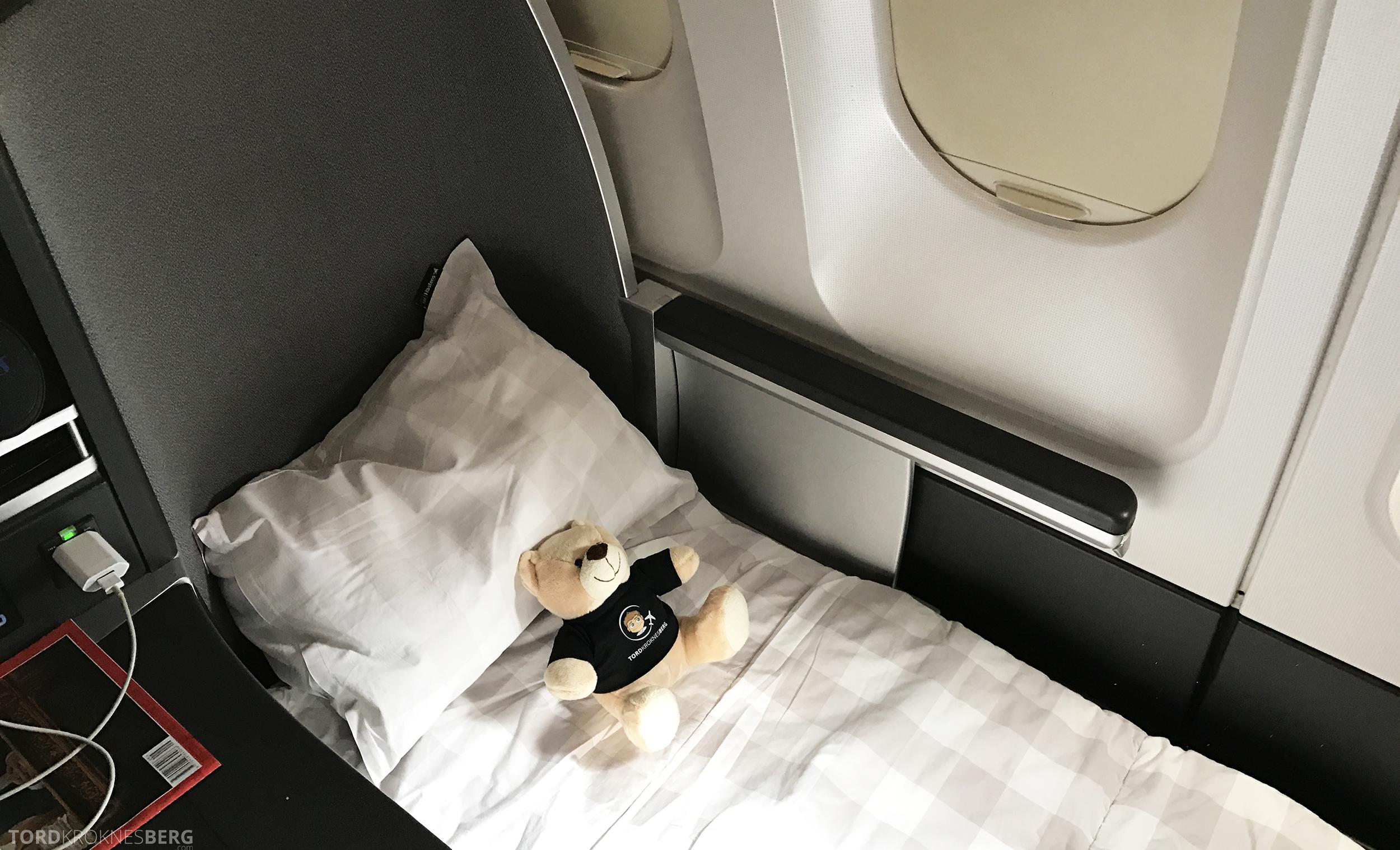 SAS Business Oslo til Miami reisefølget hvil