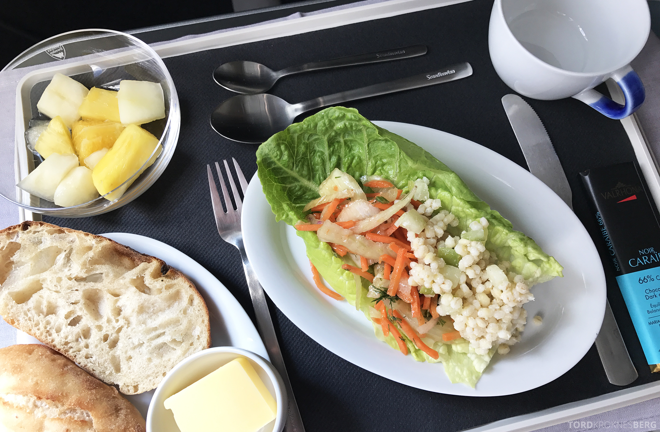 SAS Business Oslo til Miami lunch