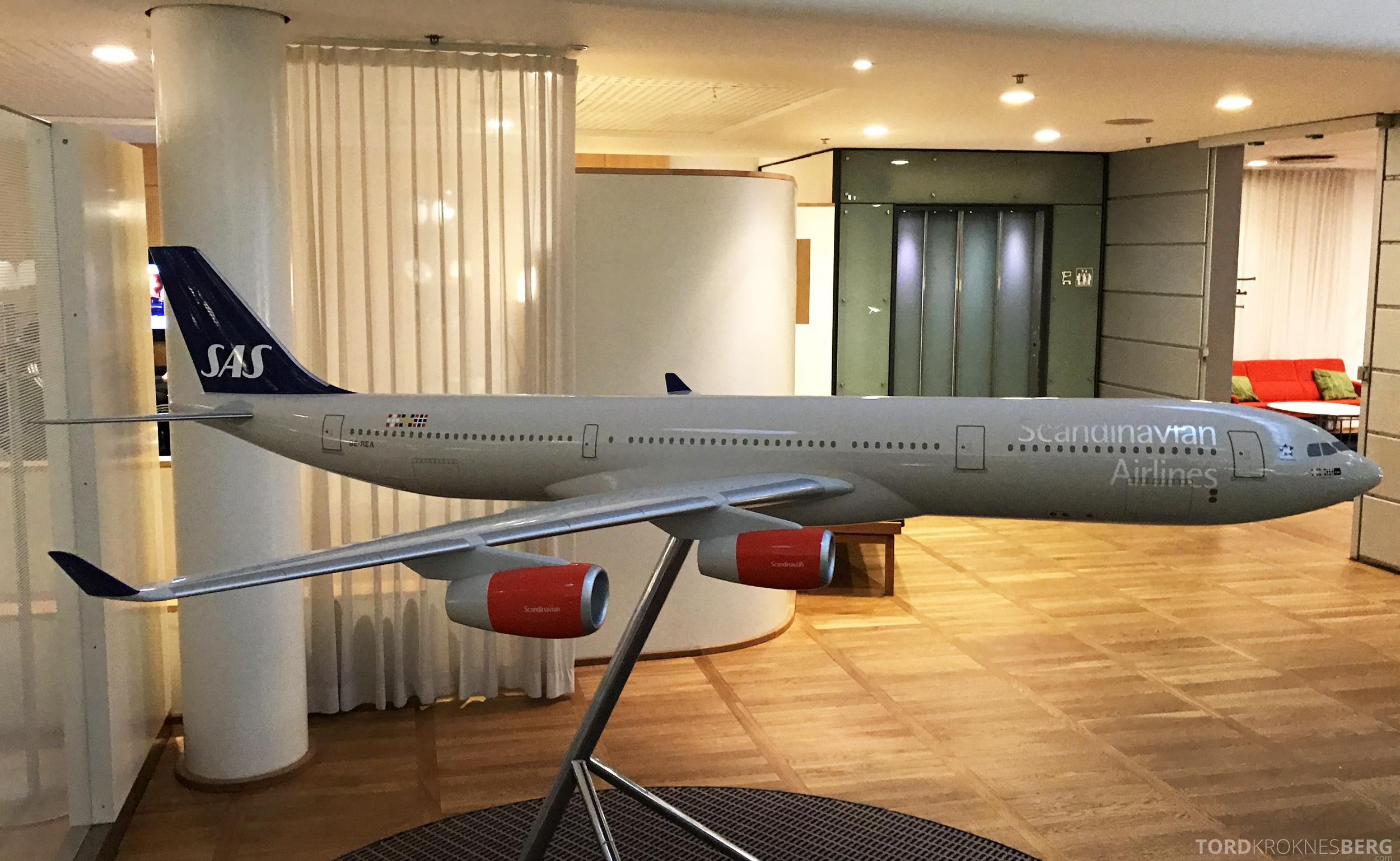 SAS Business Oslo til Miami lounge København