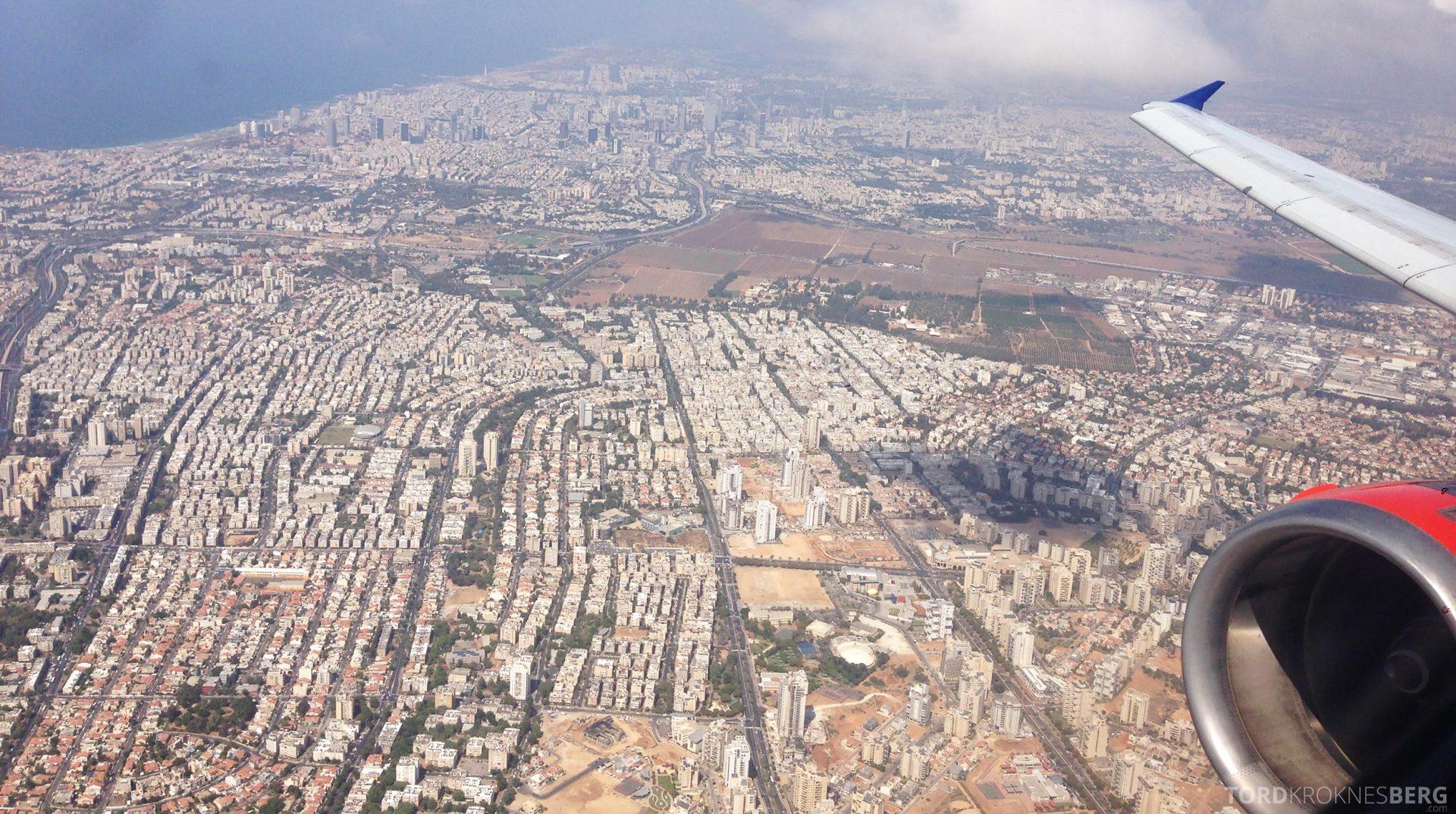 SAS Israel Tel Aviv Eilat