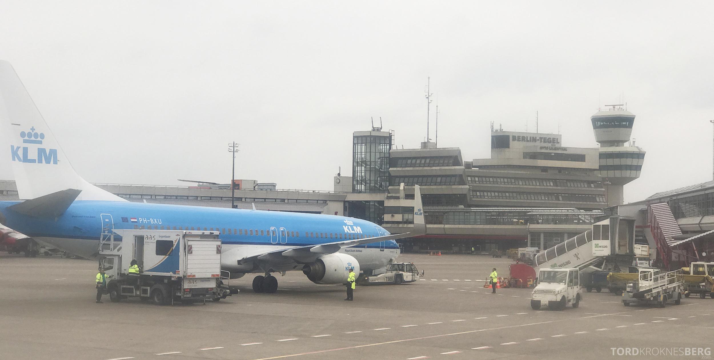 SAS Go Trondheim Berlin tegel