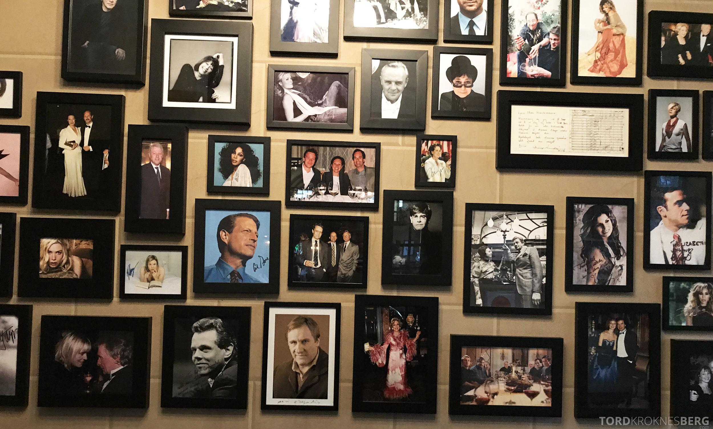 Restaurant Theatercafeen Oslo kjendiser
