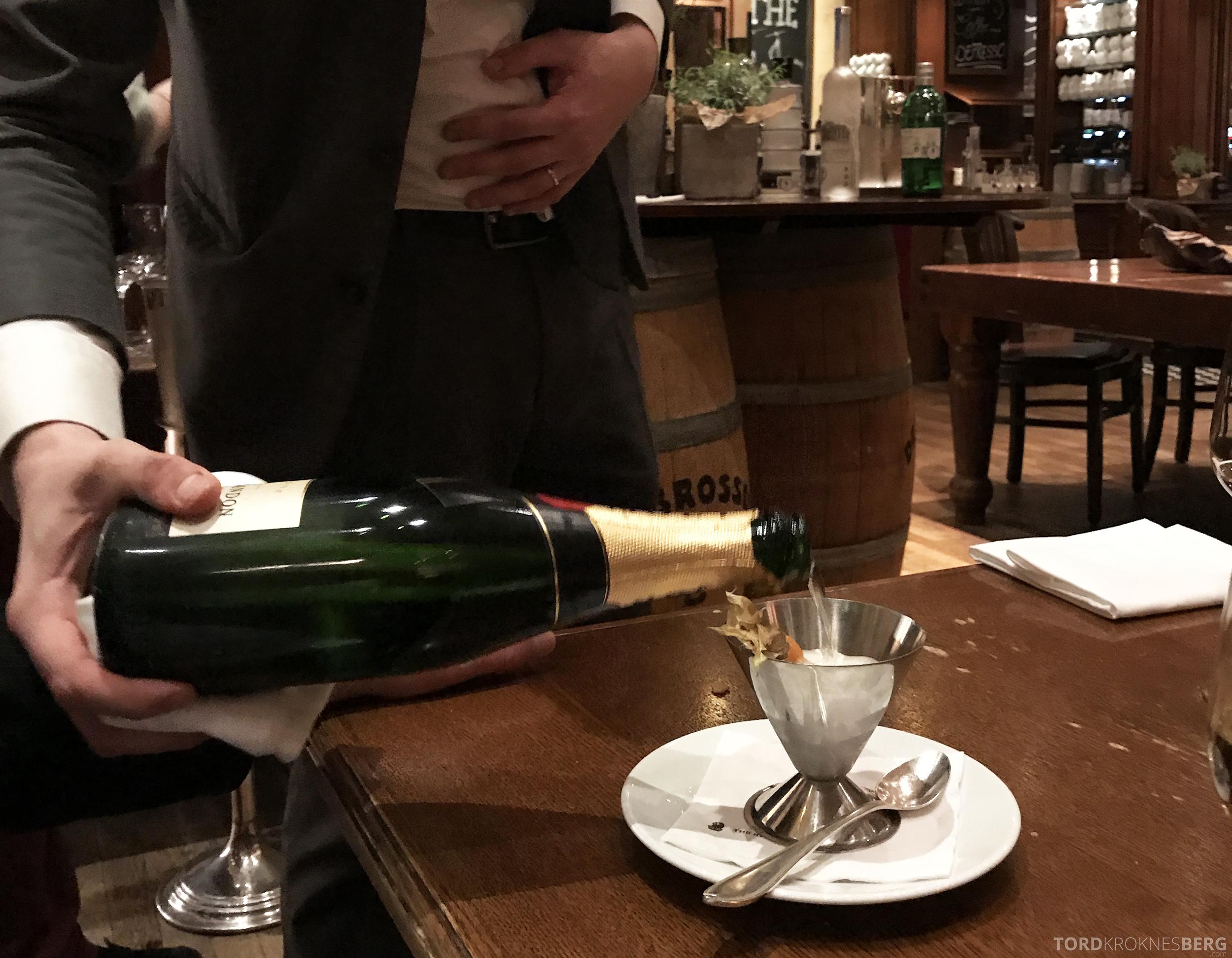 Brasserie Desbrosses Ritz-Carlton Berlin dessert