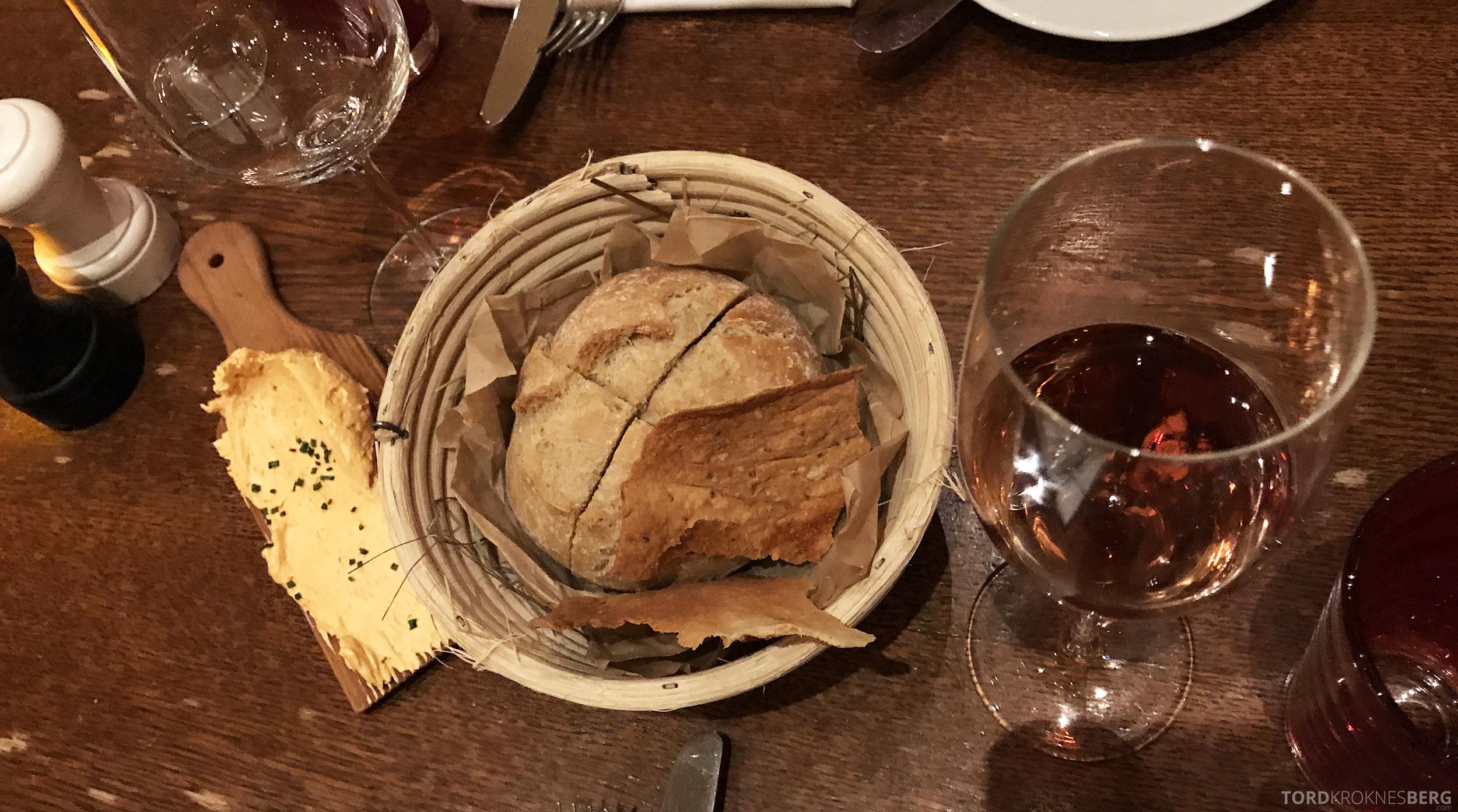 Brasserie Desbrosses Ritz-Carlton Berlin forrett