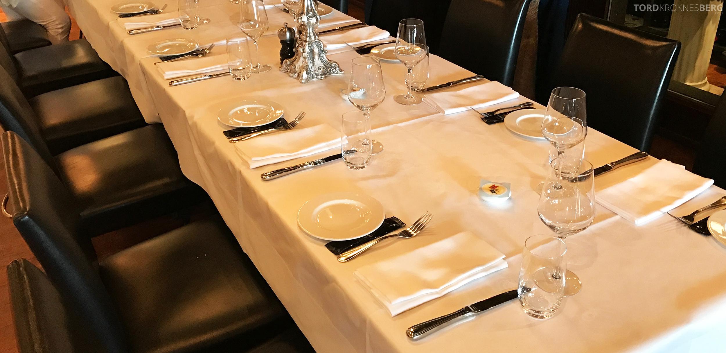 Louise Restaurant Bar Aker Brygge selskap
