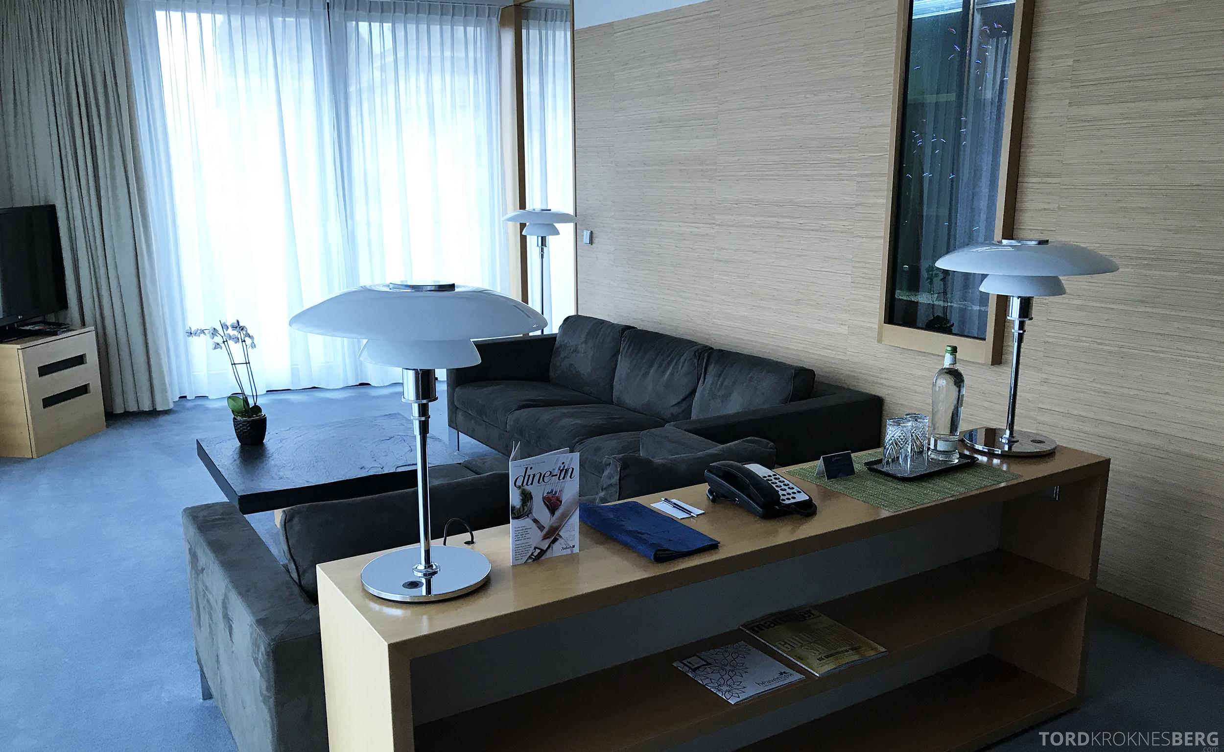 Nikolai Suite Radisson Blu Berlin stue
