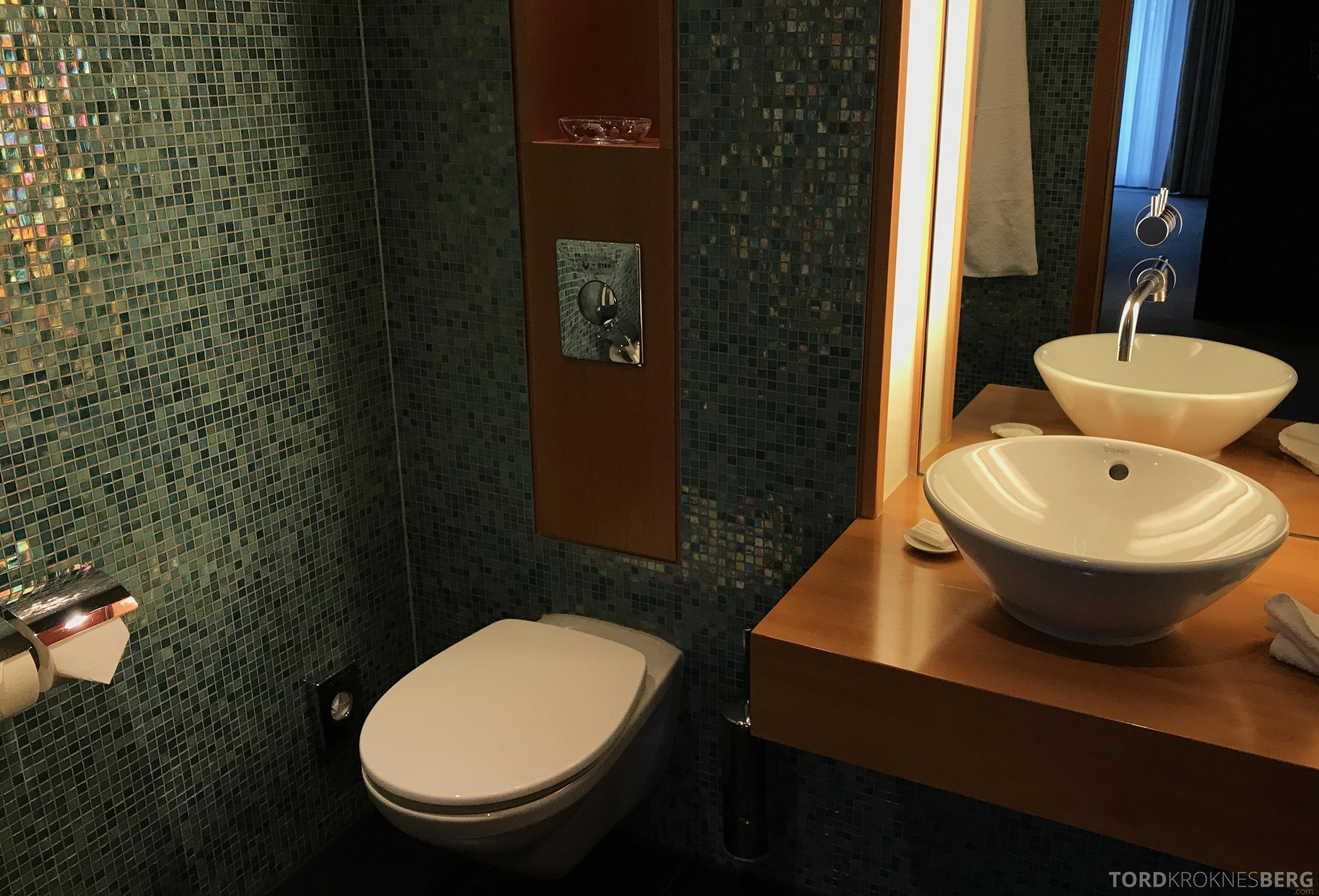 Nikolai Suite Radisson Blu Berlin toalett