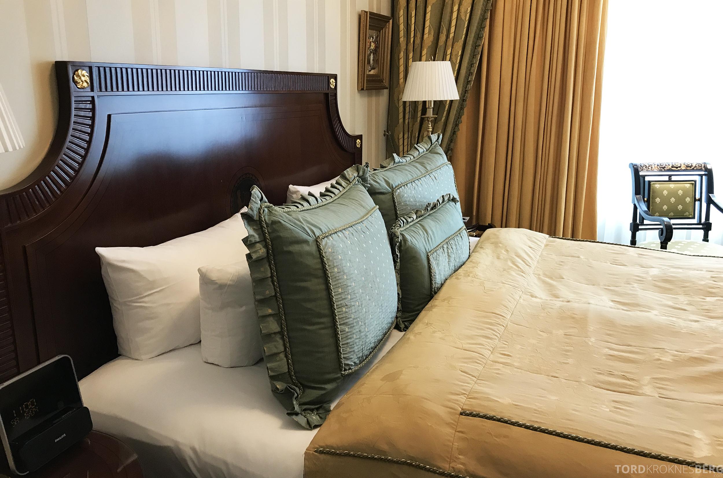 Ritz-Carlton Berlin Presidential Suite soverom