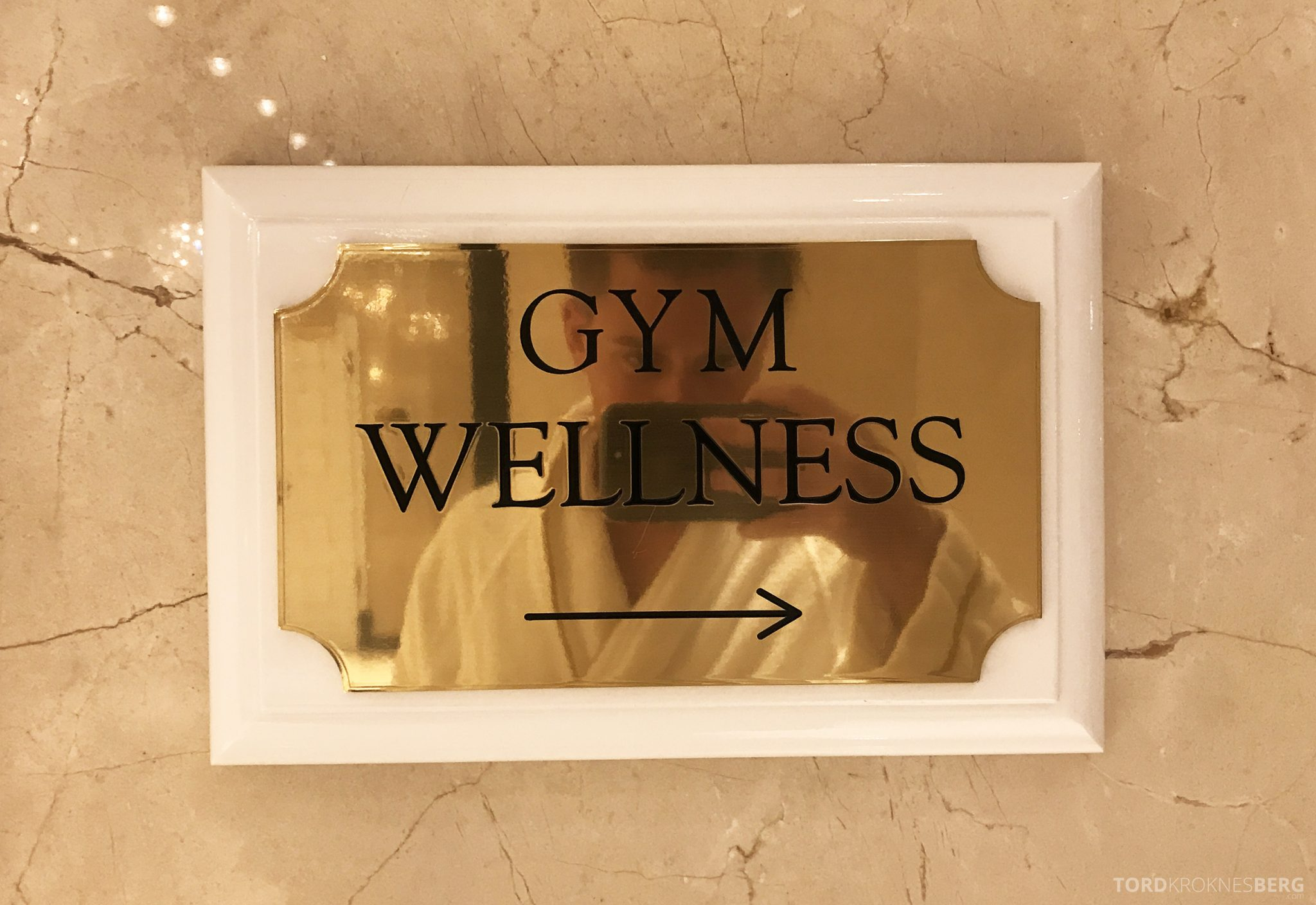 The Ritz-Carlton Berlin gym/wellness