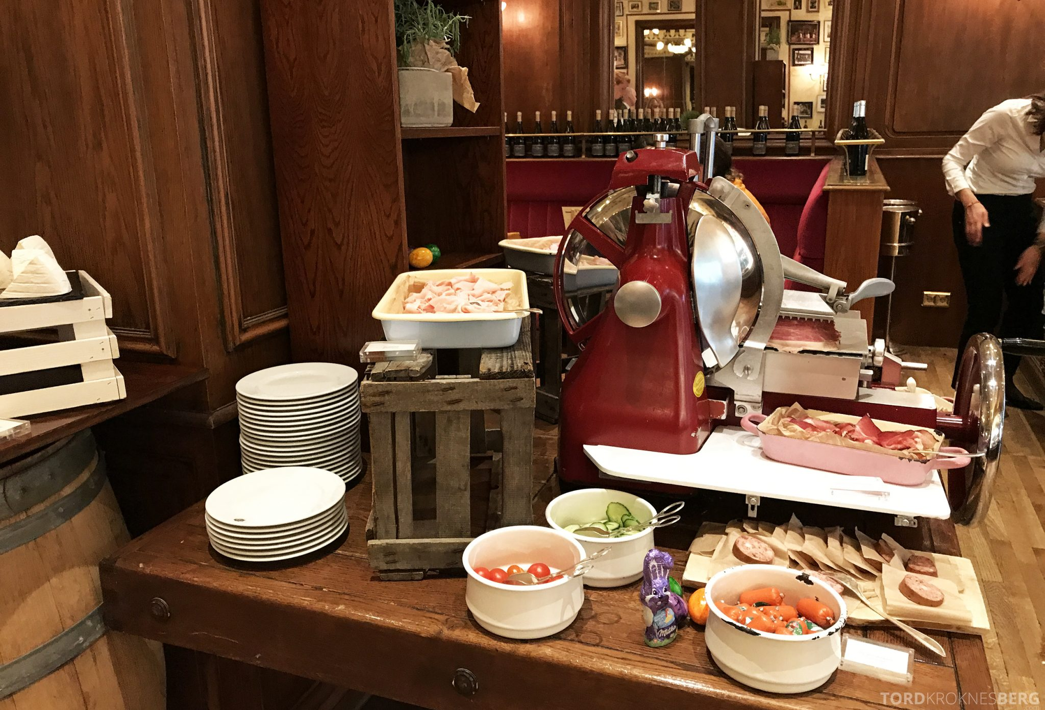 The Ritz-Carlton Berlin frokost