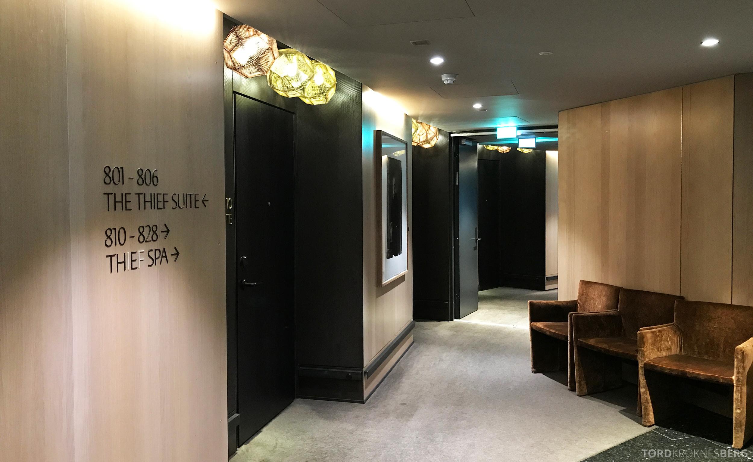 The Thief Tjuvholmen suite