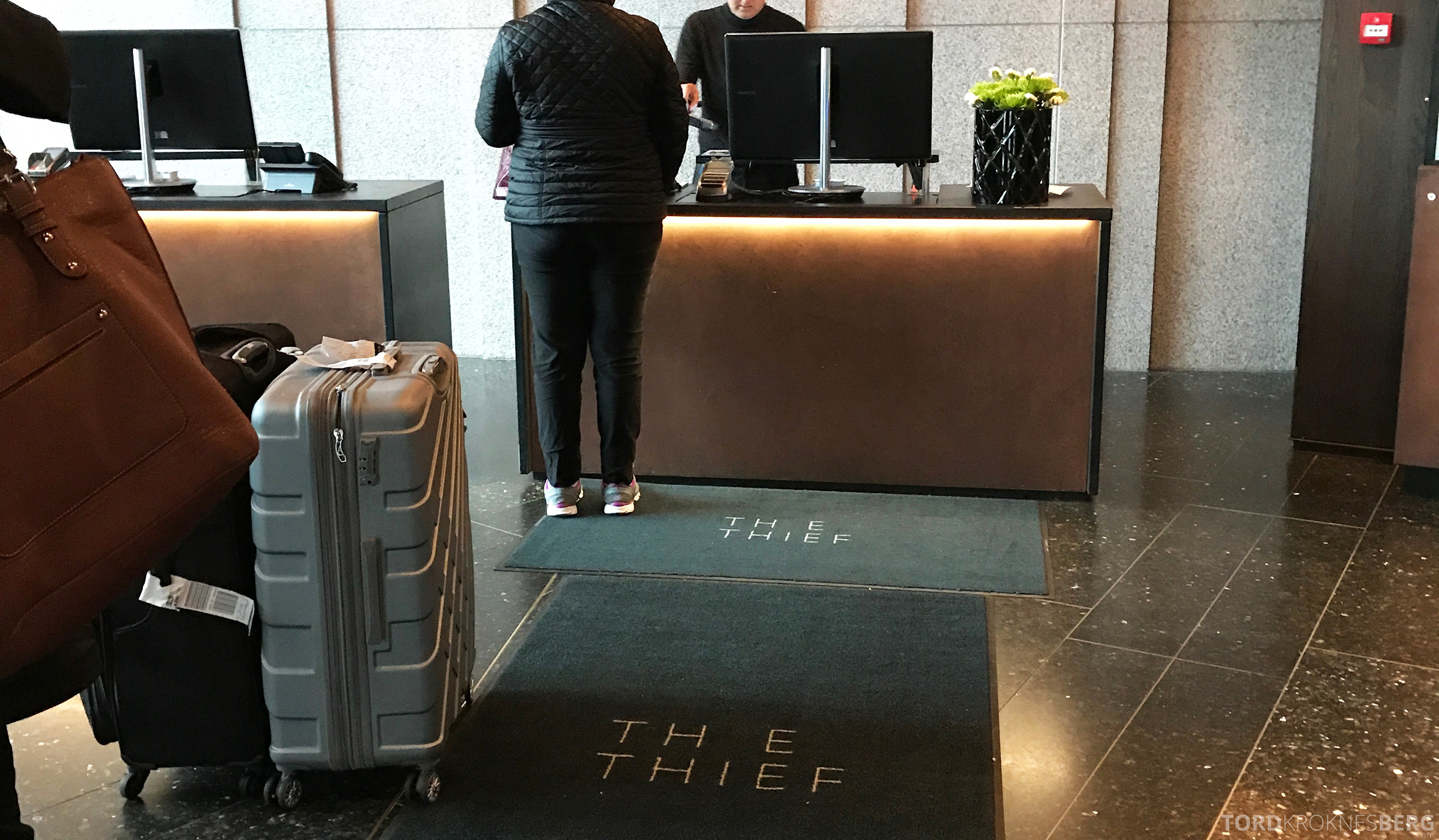 The Thief Tjuvholmen resepsjon