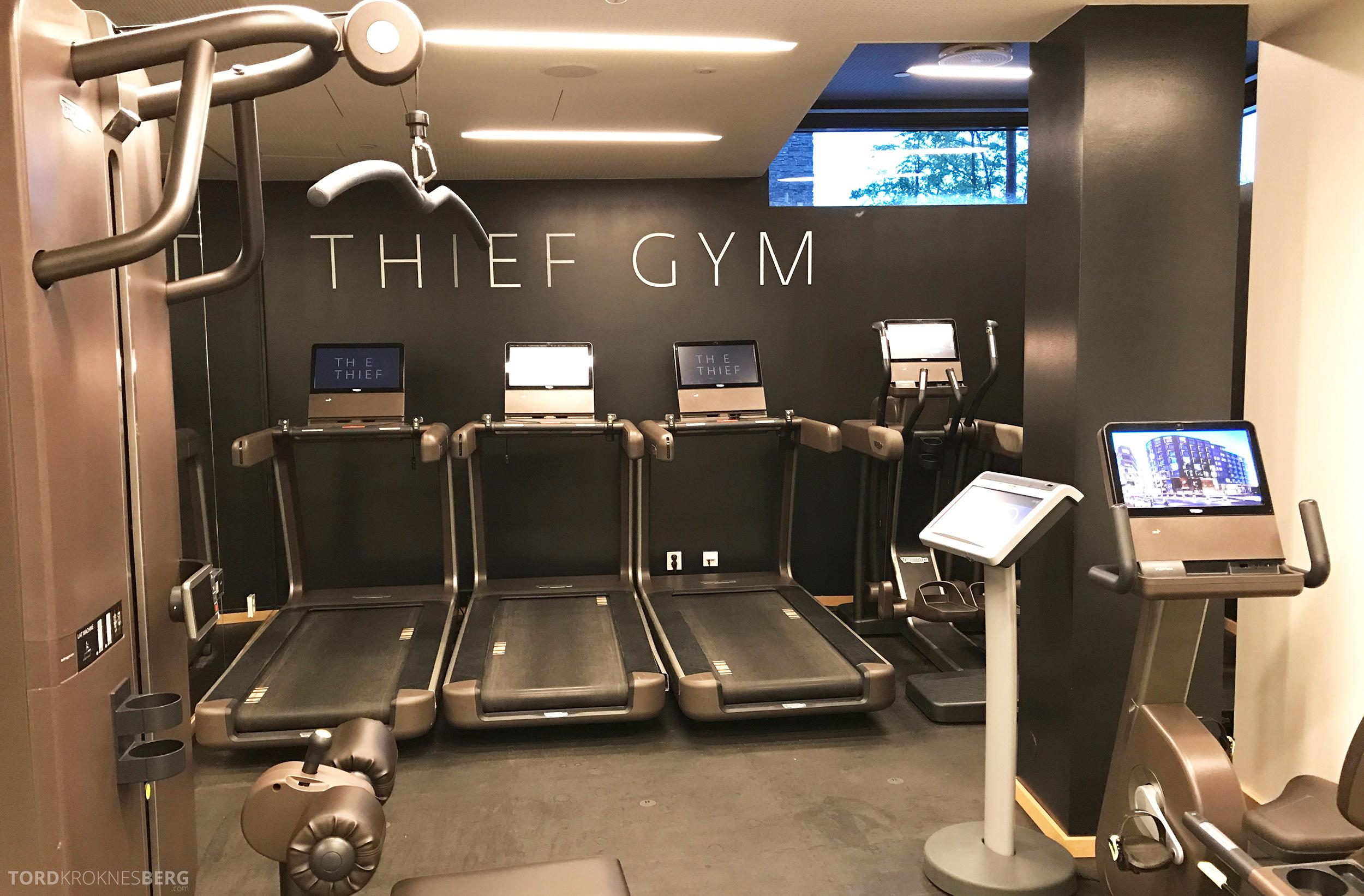 The Thief Tjuvholmen gym
