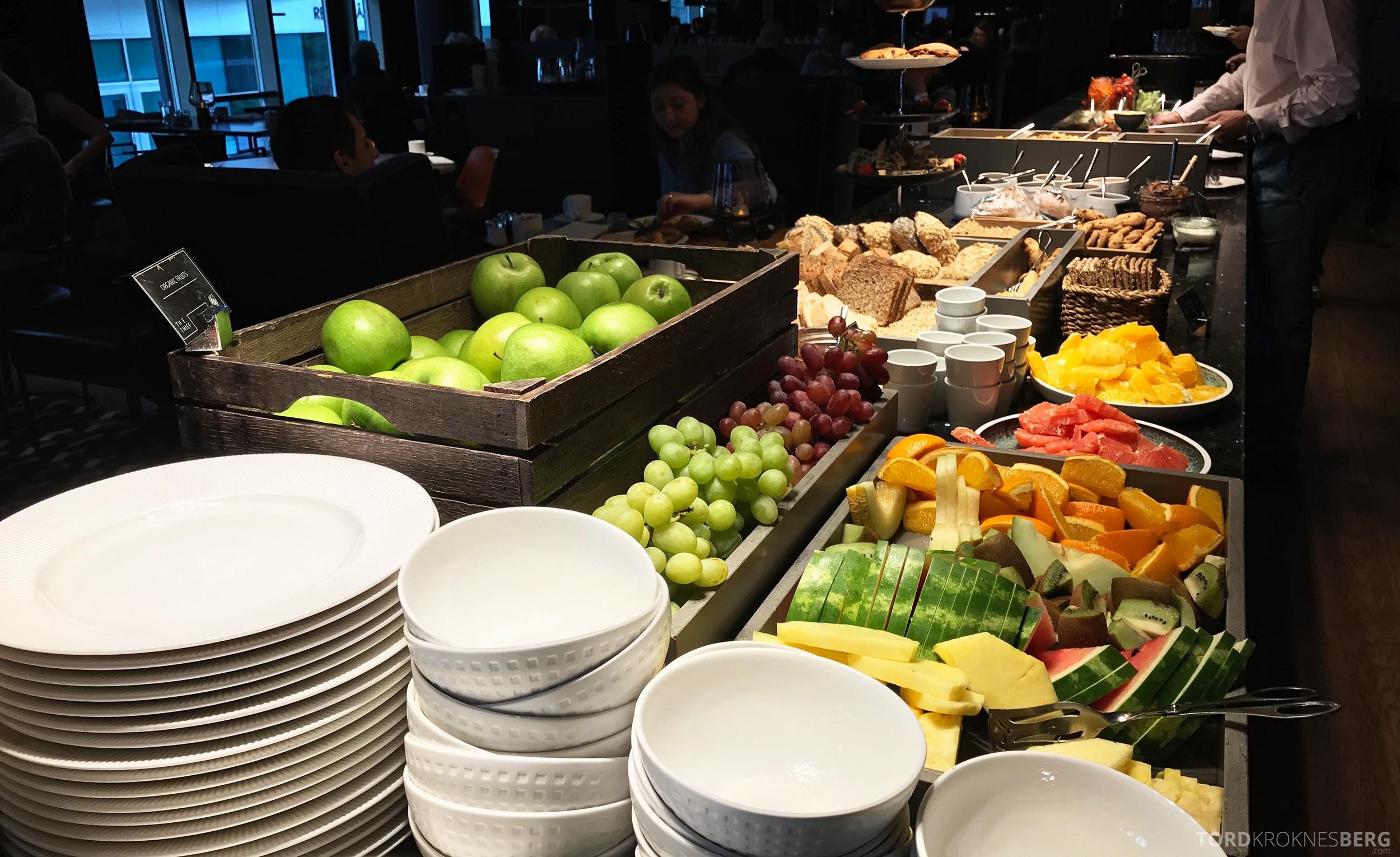 The Thief Tjuvholmen frokostbuffet