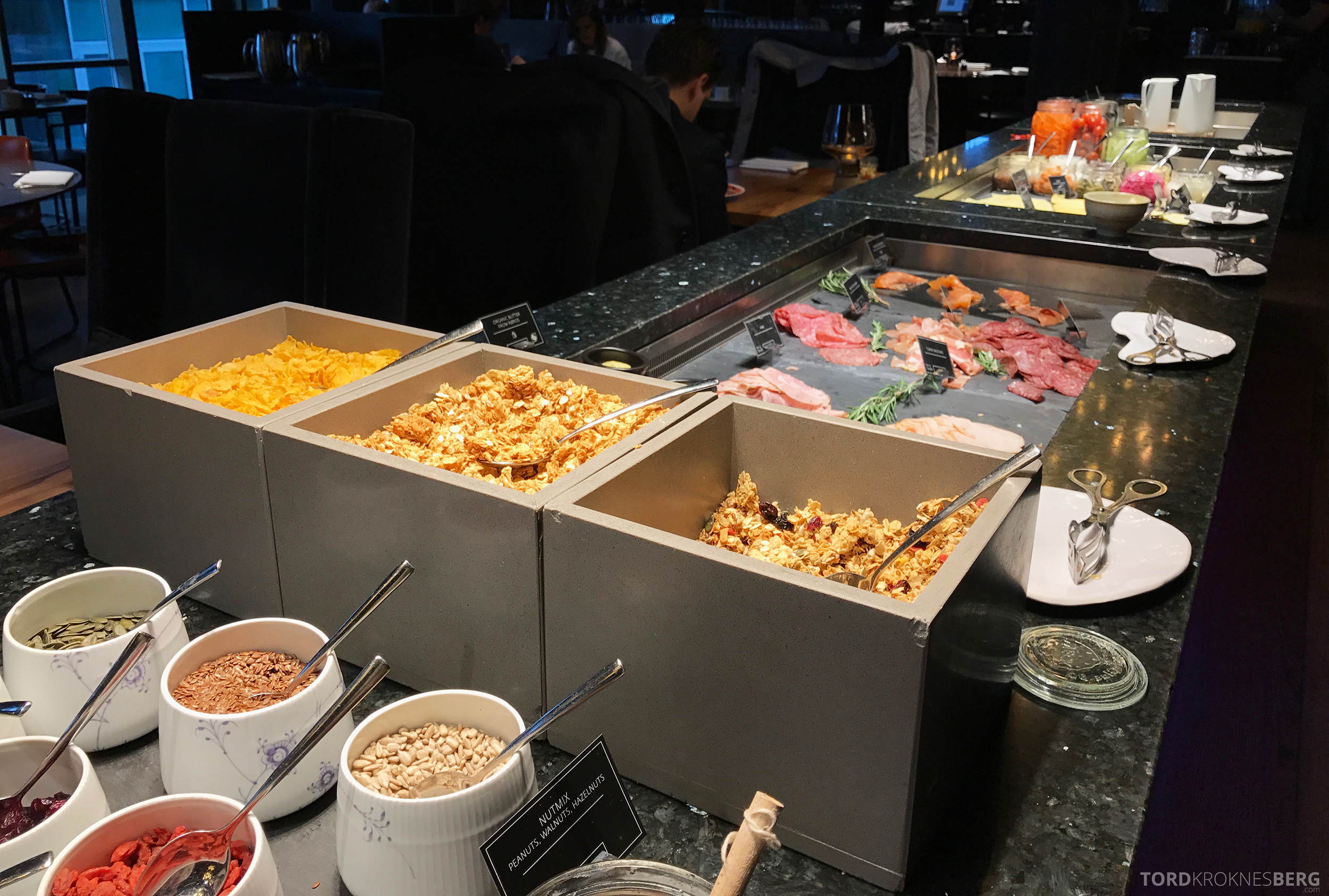 The Thief Tjuvholmen frokostbuffet 3