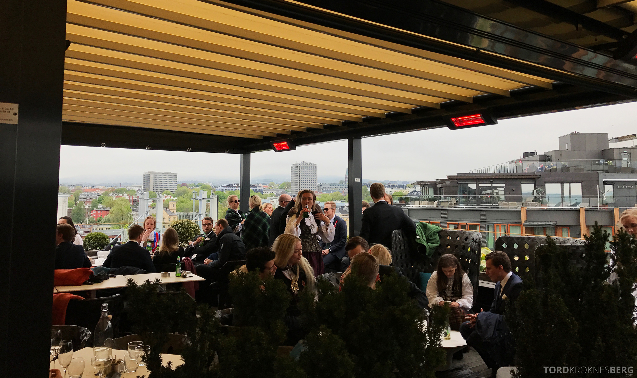 The Thief Rooftop Terrace