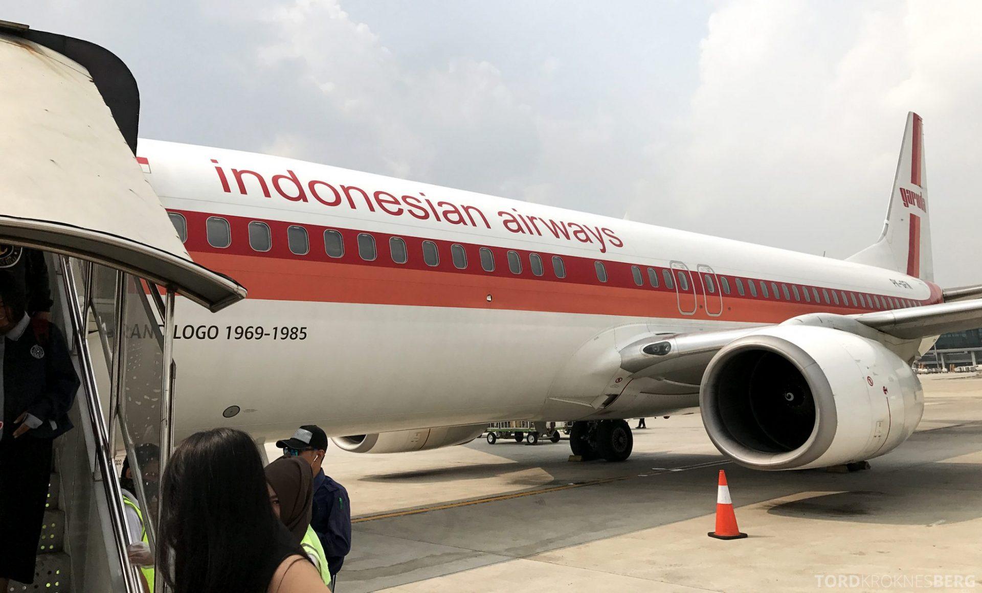 Garuda Indonesia Economy Bali Jakarta fly