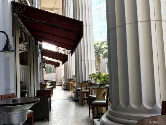Restaurant Lobo Ritz-Carlton Jakarta ute
