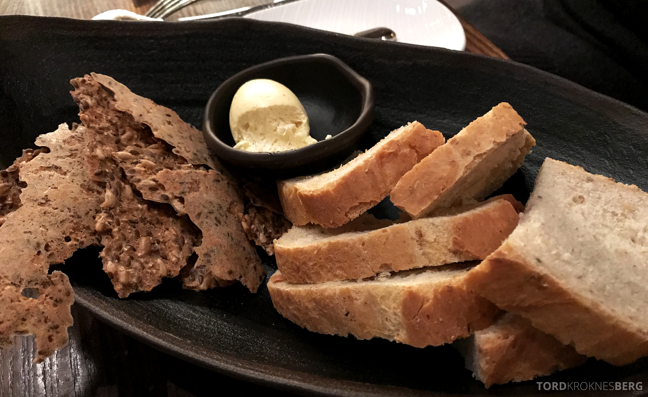 Emilies Eld Restaurant Trondheim brød