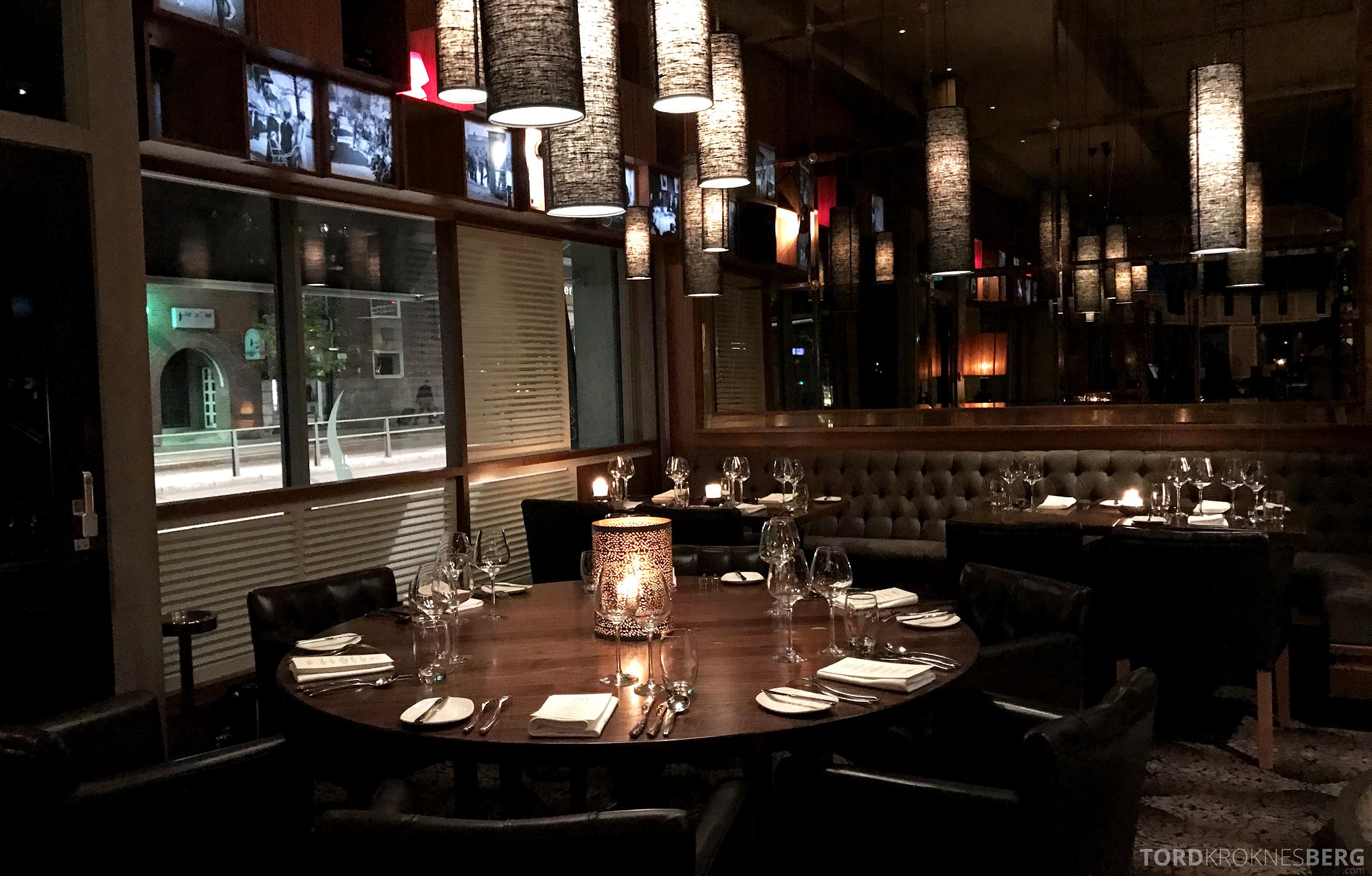 Emilies Eld Restaurant Trondheim sitteplasser