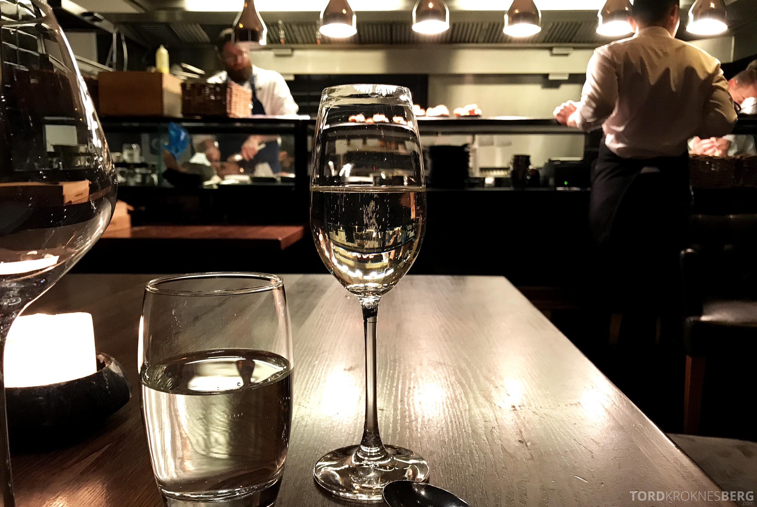 Emilies Eld Restaurant Trondheim aperitiff