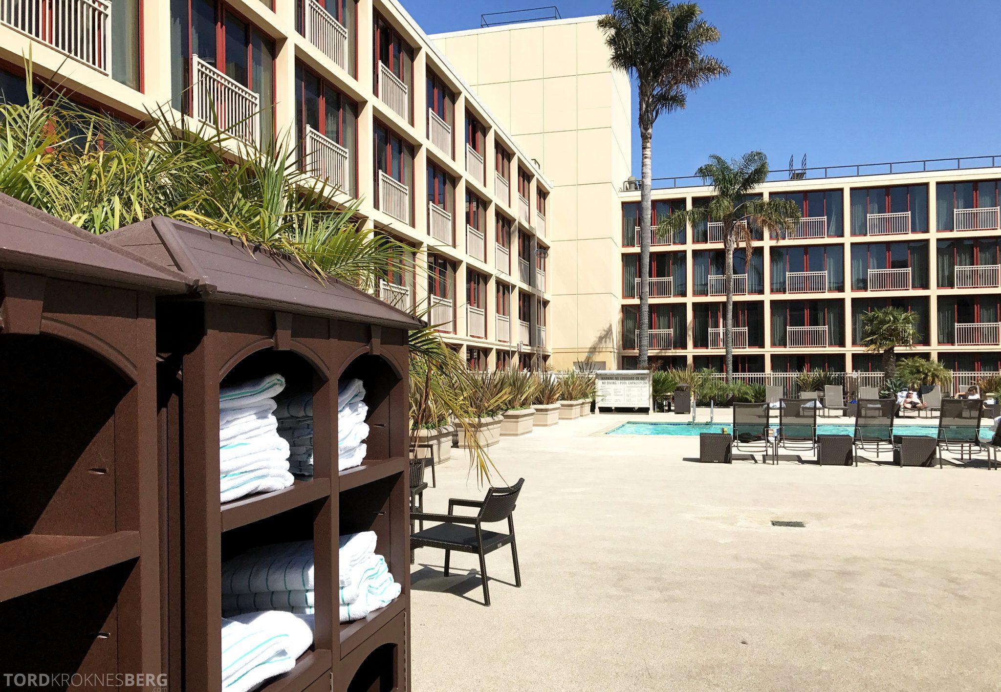 Hilton San Francisco Hotel basseng