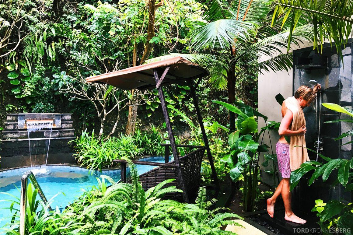 Ritz-Carlton Bali spa basseng