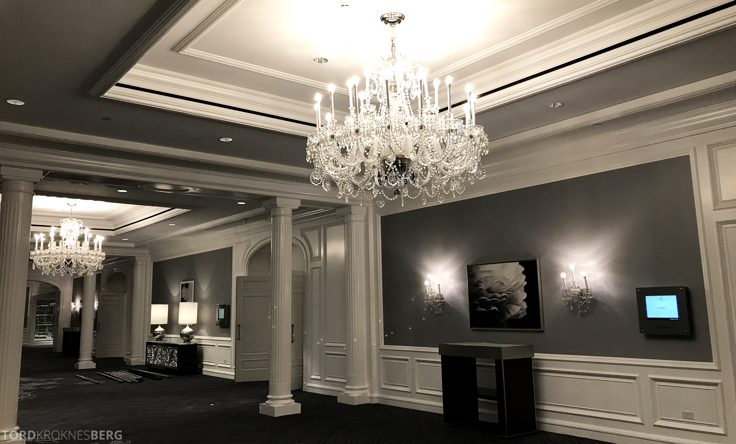Ritz-Carlton San Francisco Hotel korridor