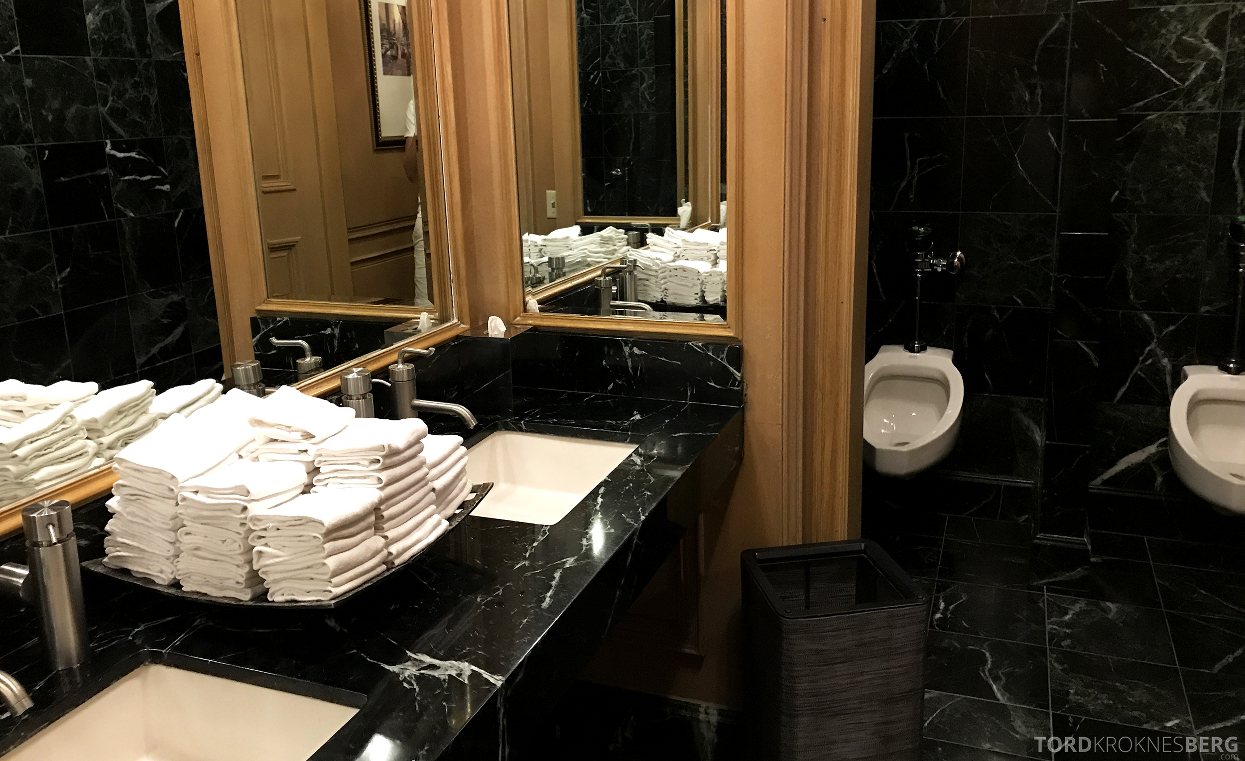 Ritz-Carlton San Francisco Hotel toalett