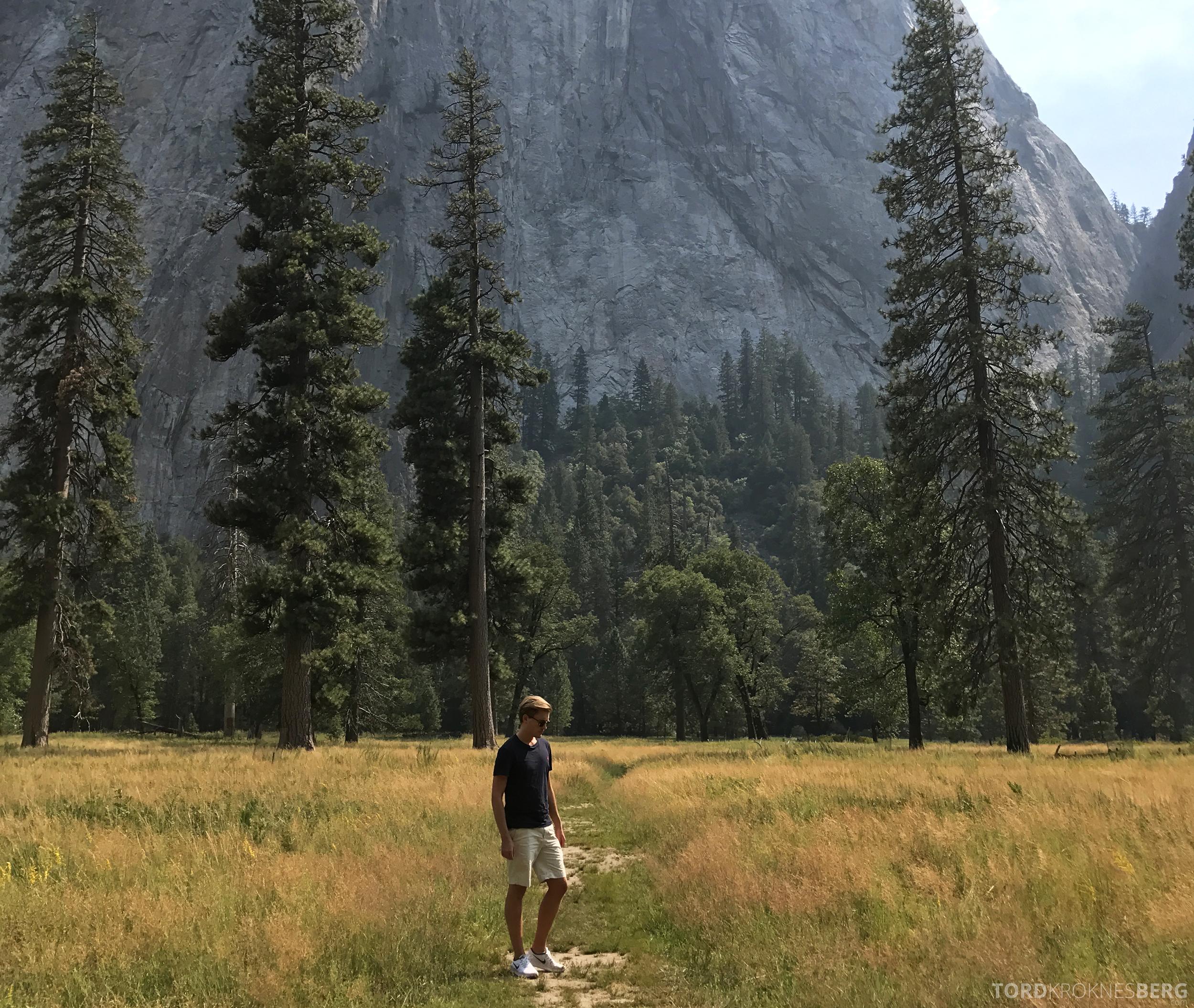 Yosemite Tour Tord Kroknes Berg