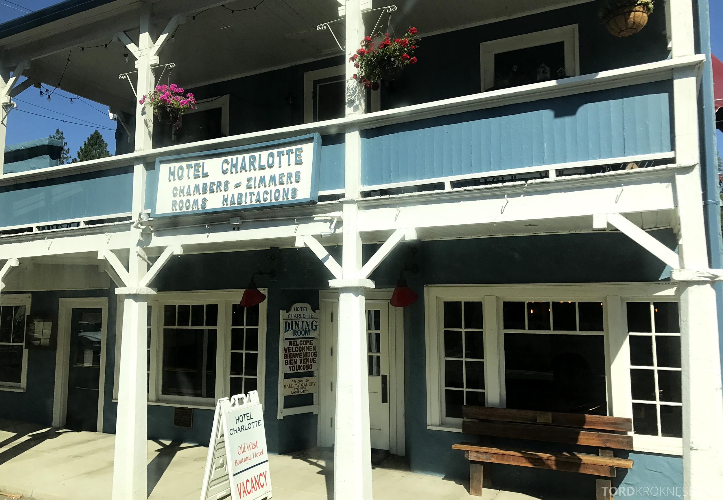 Yosemite Tour lokalt