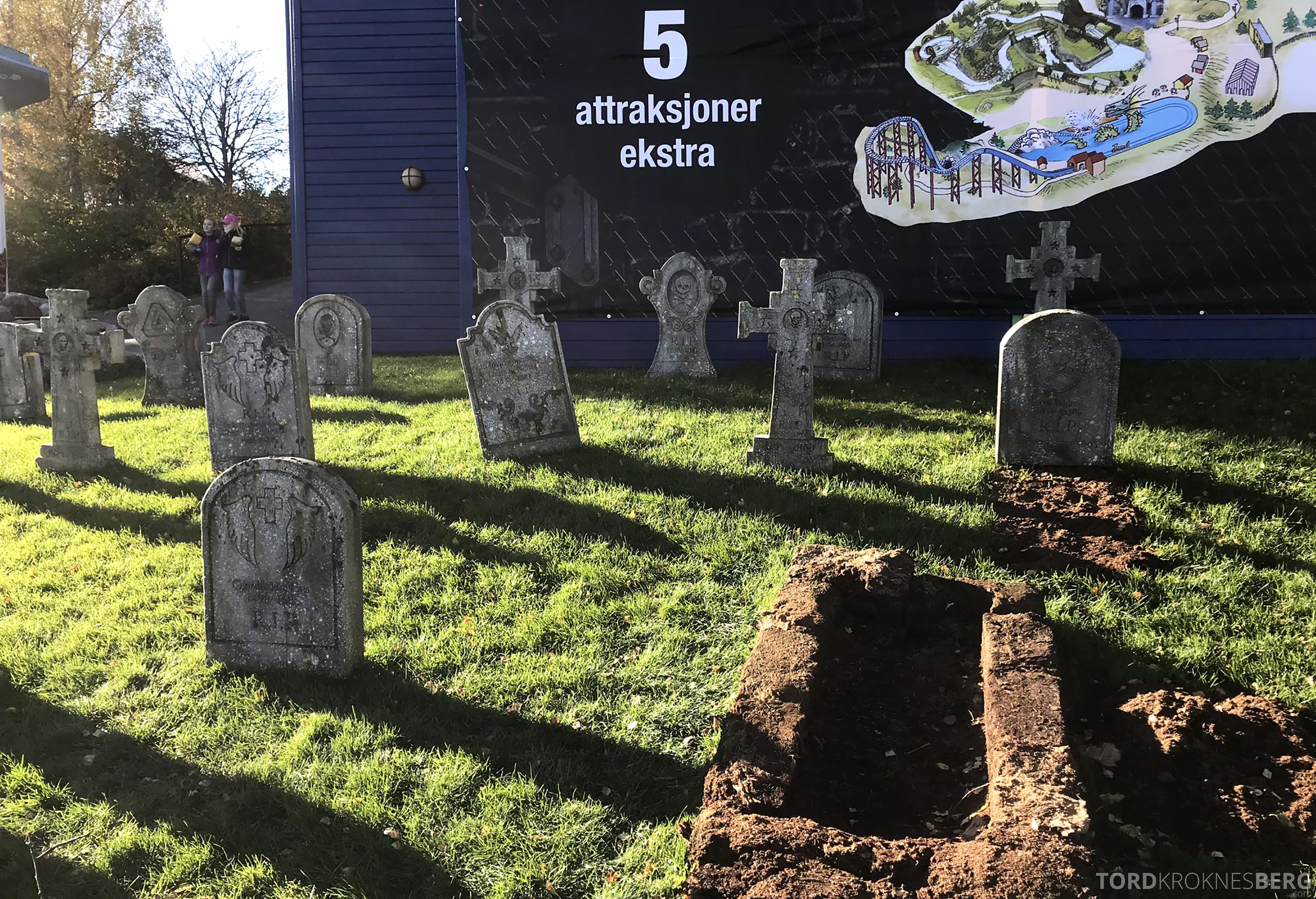 TusenFryd Oslo halloween