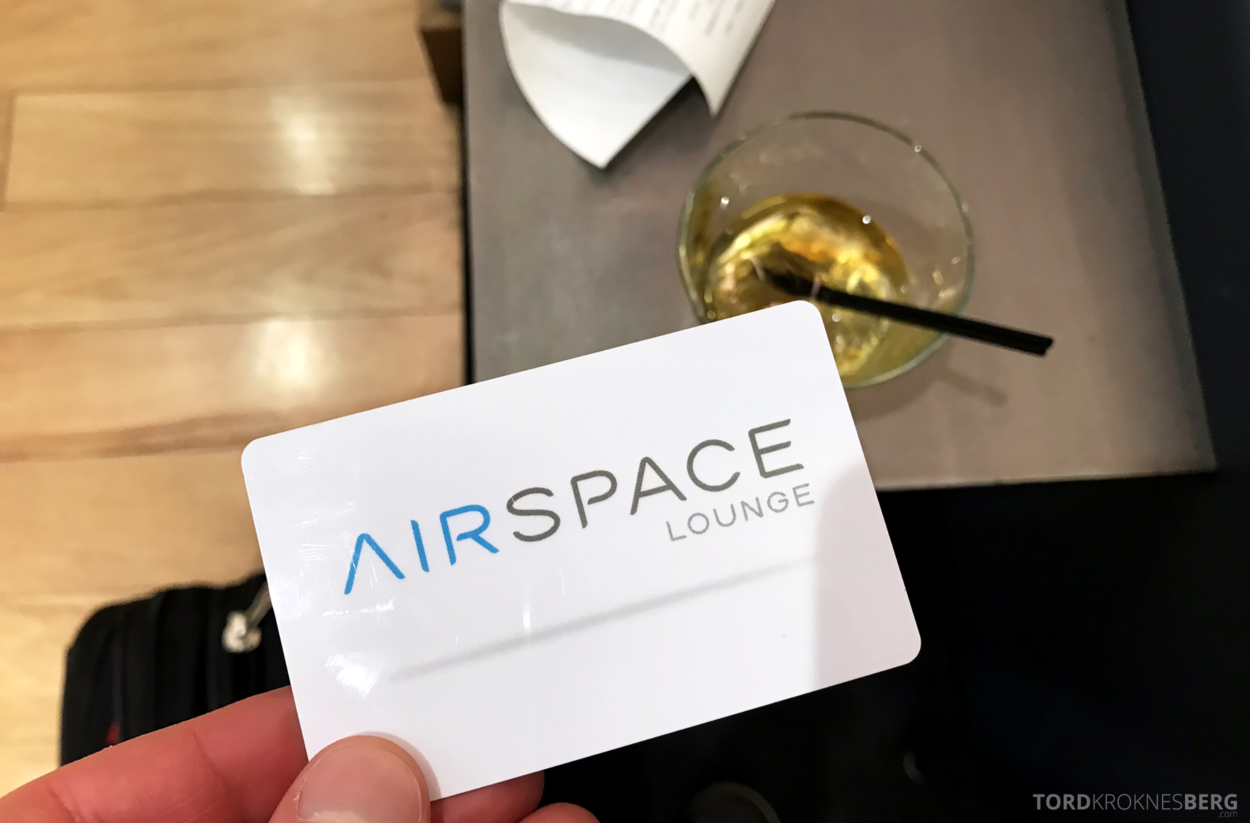 Airspace Lounge JFK New York kort
