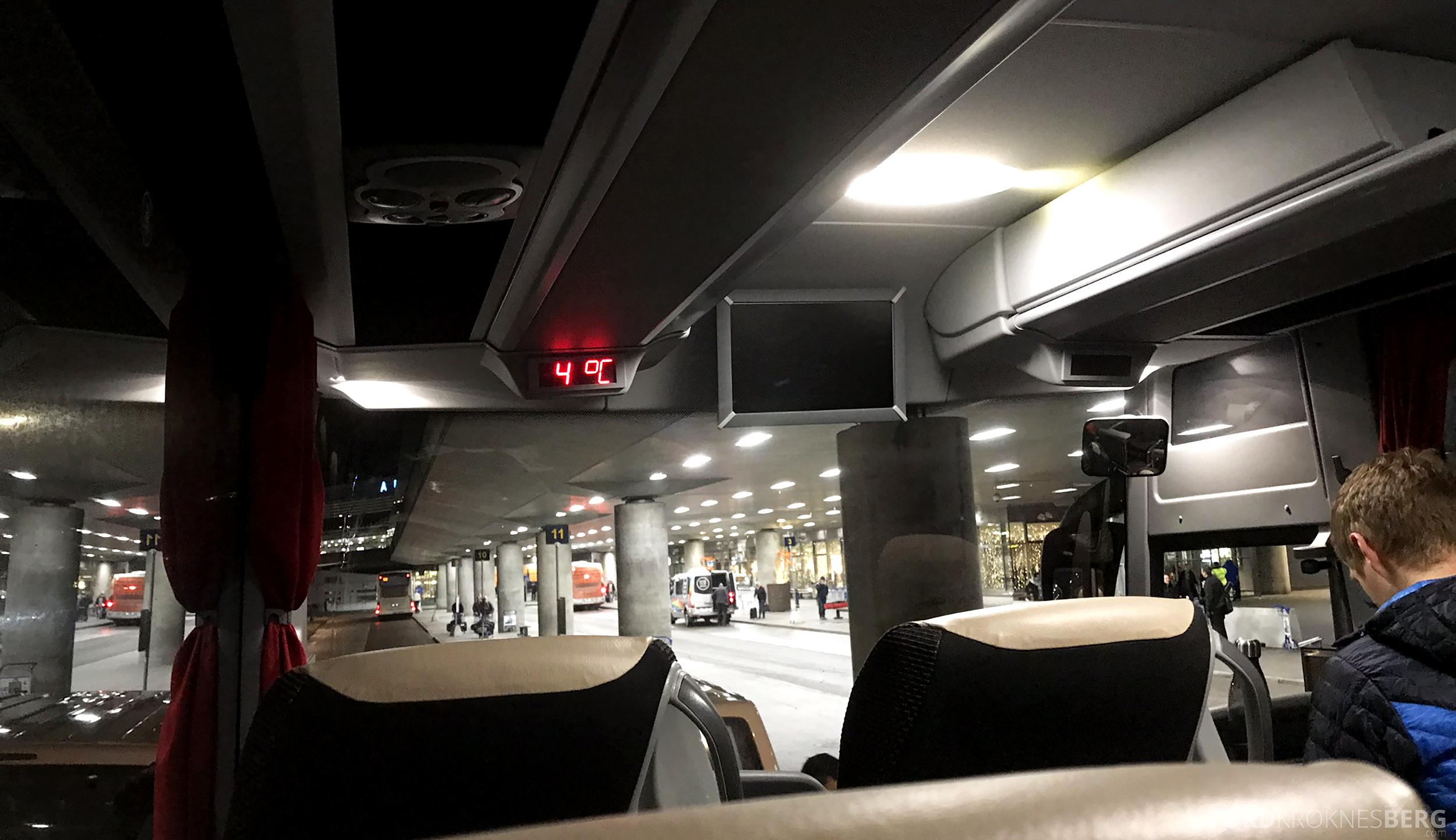 First Hotel Arlanda buss