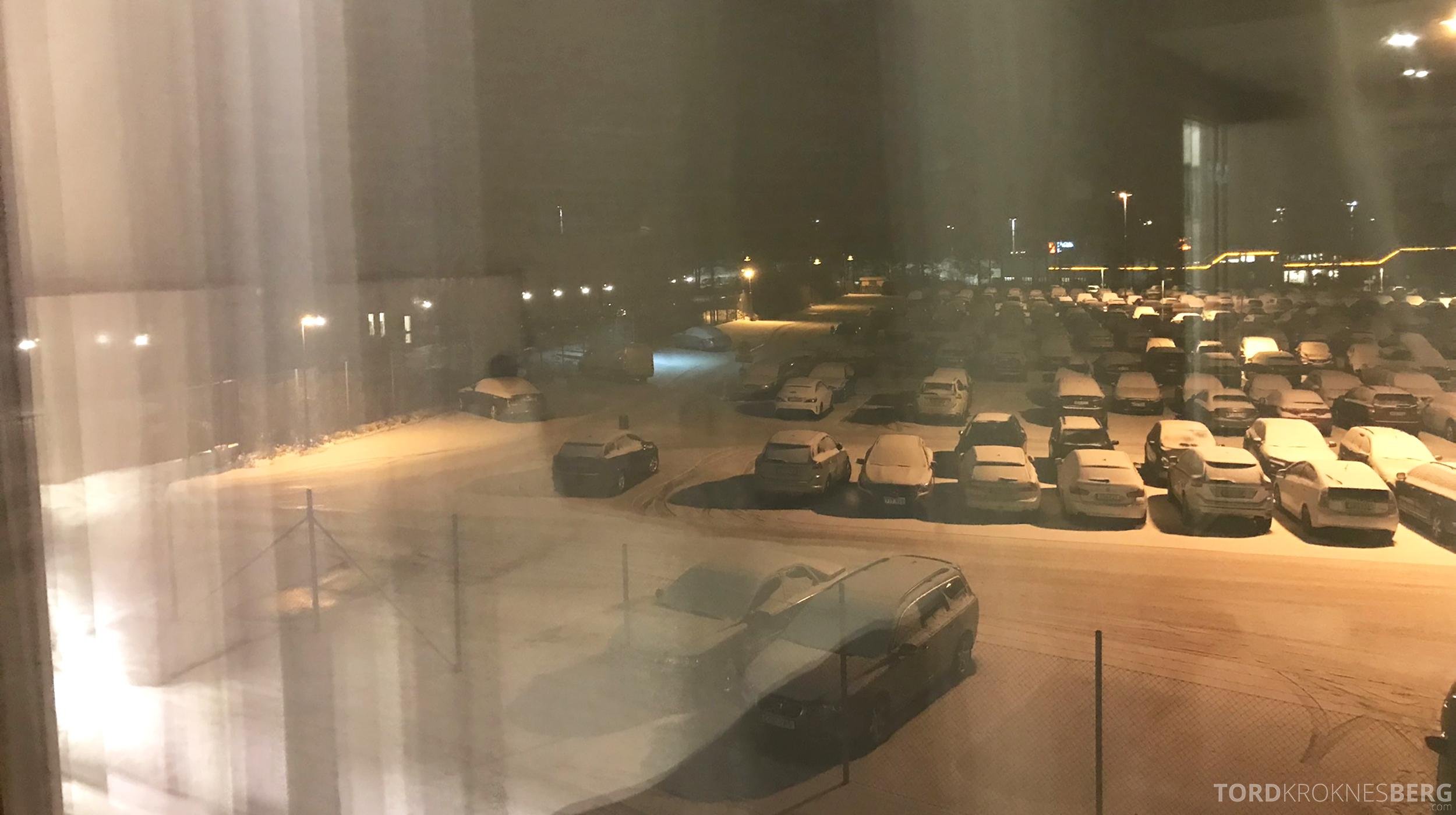 First Hotel Arlanda utsikt