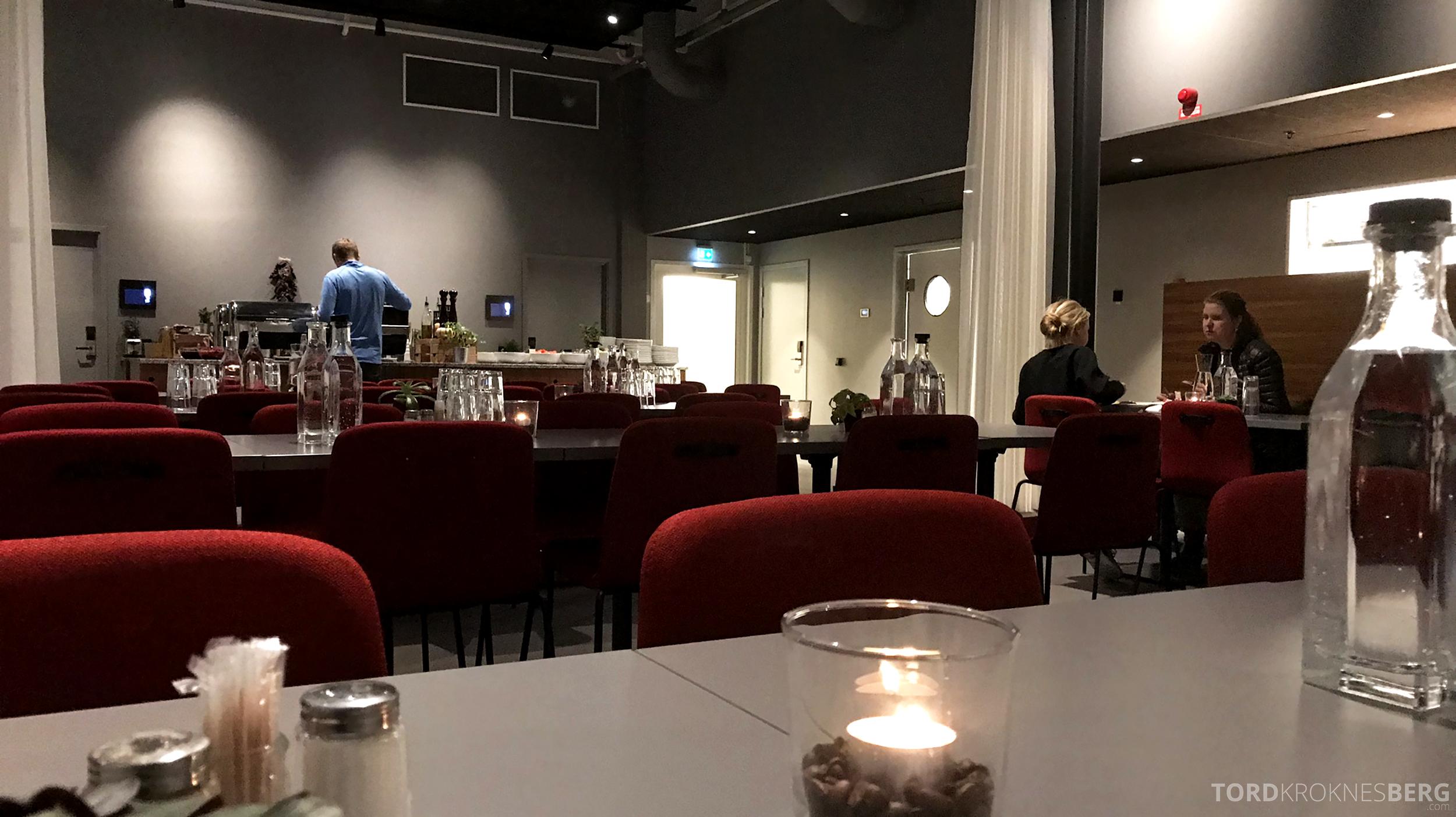 First Hotel Arlanda restaurant