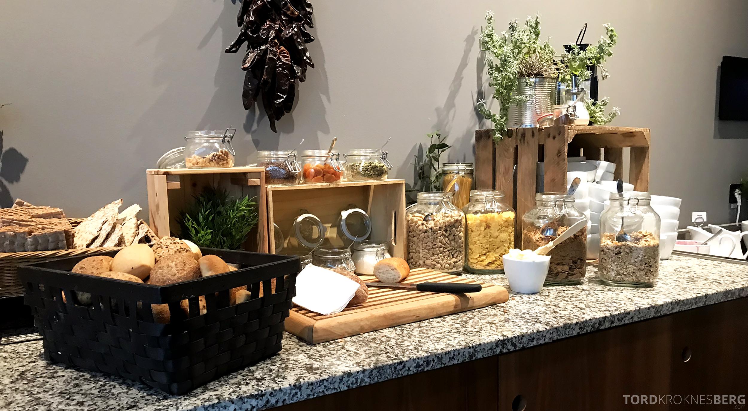 First Hotel Arlanda frokost utvalg
