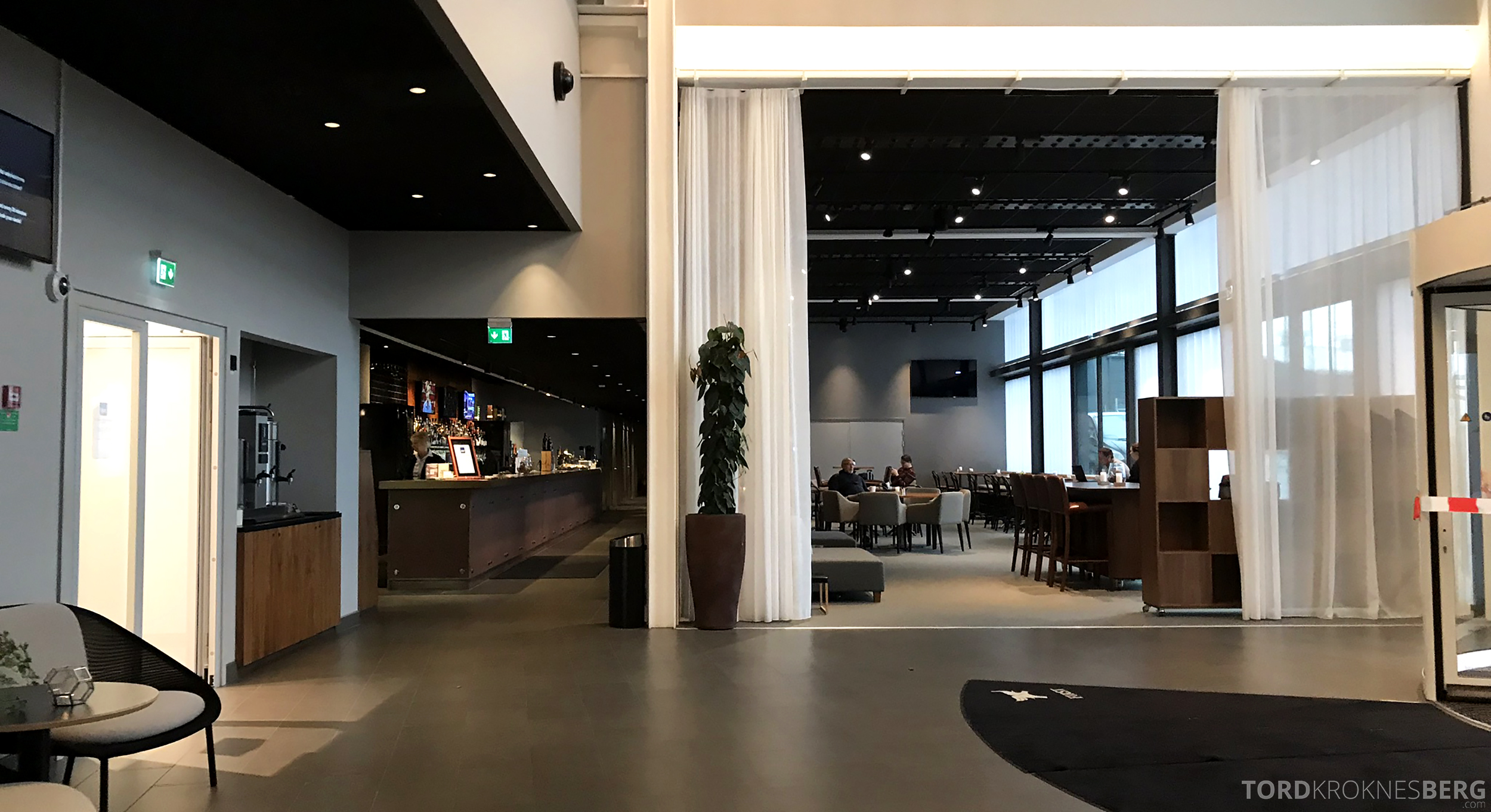 First Hotel Arlanda lobby