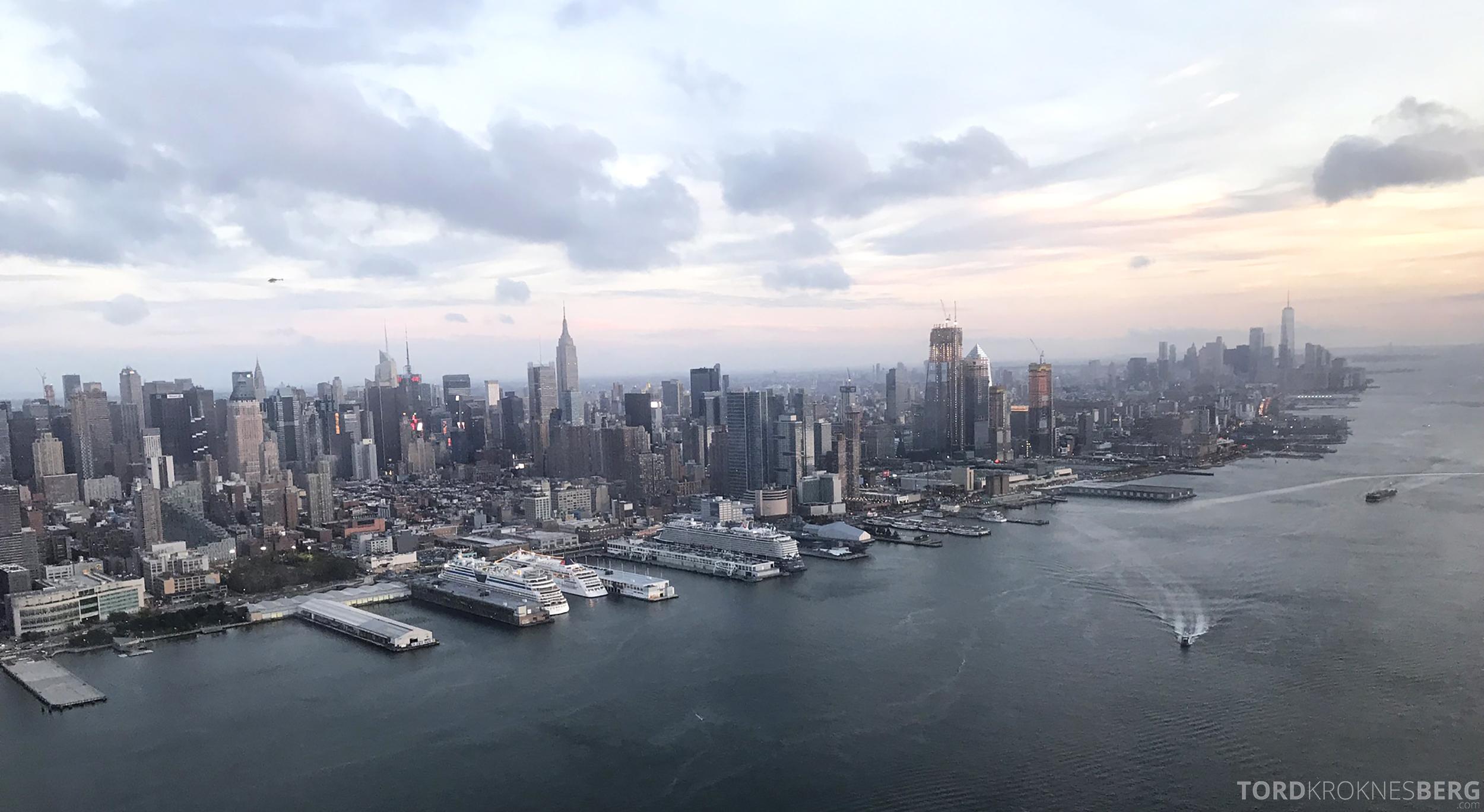 Helikopter New York Manhattan 2