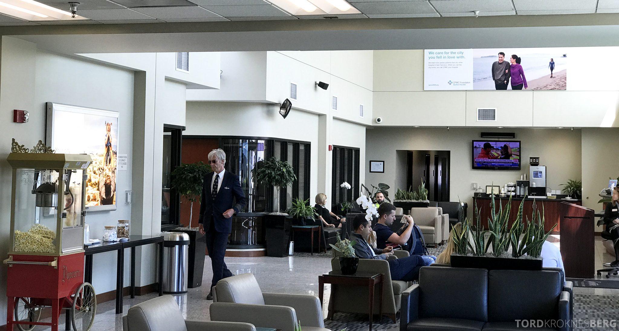 San Francisco Helicopter Tour Executive Terminal klientell